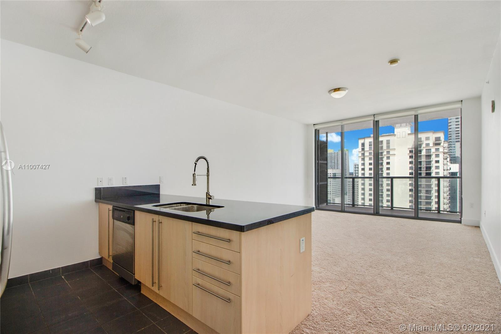 Axis on Brickell North Tower #3224-N - 1111 SW 1st Ave #3224-N, Miami, FL 33130