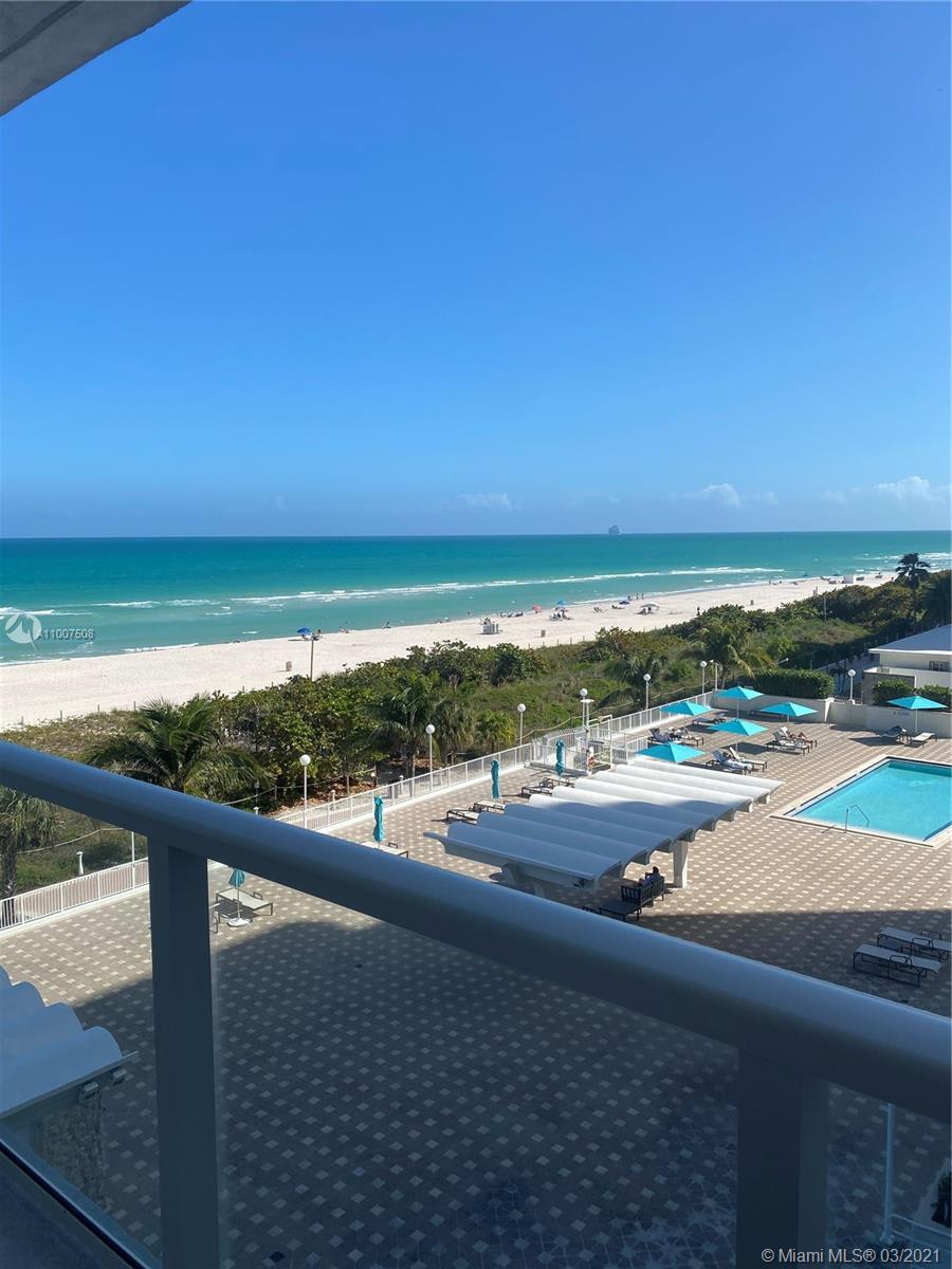 Arlen Beach #514 - 5701 Collins Ave #514, Miami Beach, FL 33140