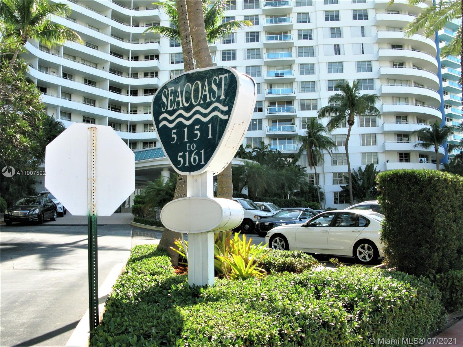 Seacoast 5151 #421 - 5151 Collins Ave #421, Miami Beach, FL 33140