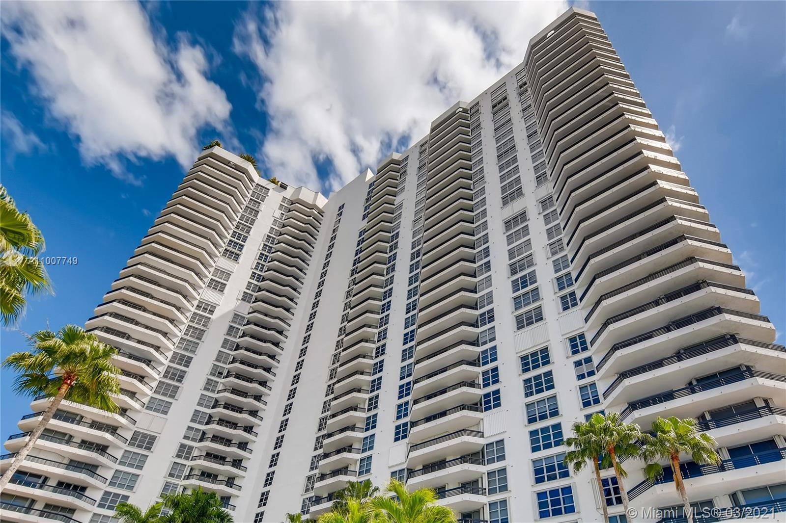 Mystic Pointe Tower 500 #603 - 3530 Mystic Pointe Dr #603, Aventura, FL 33180