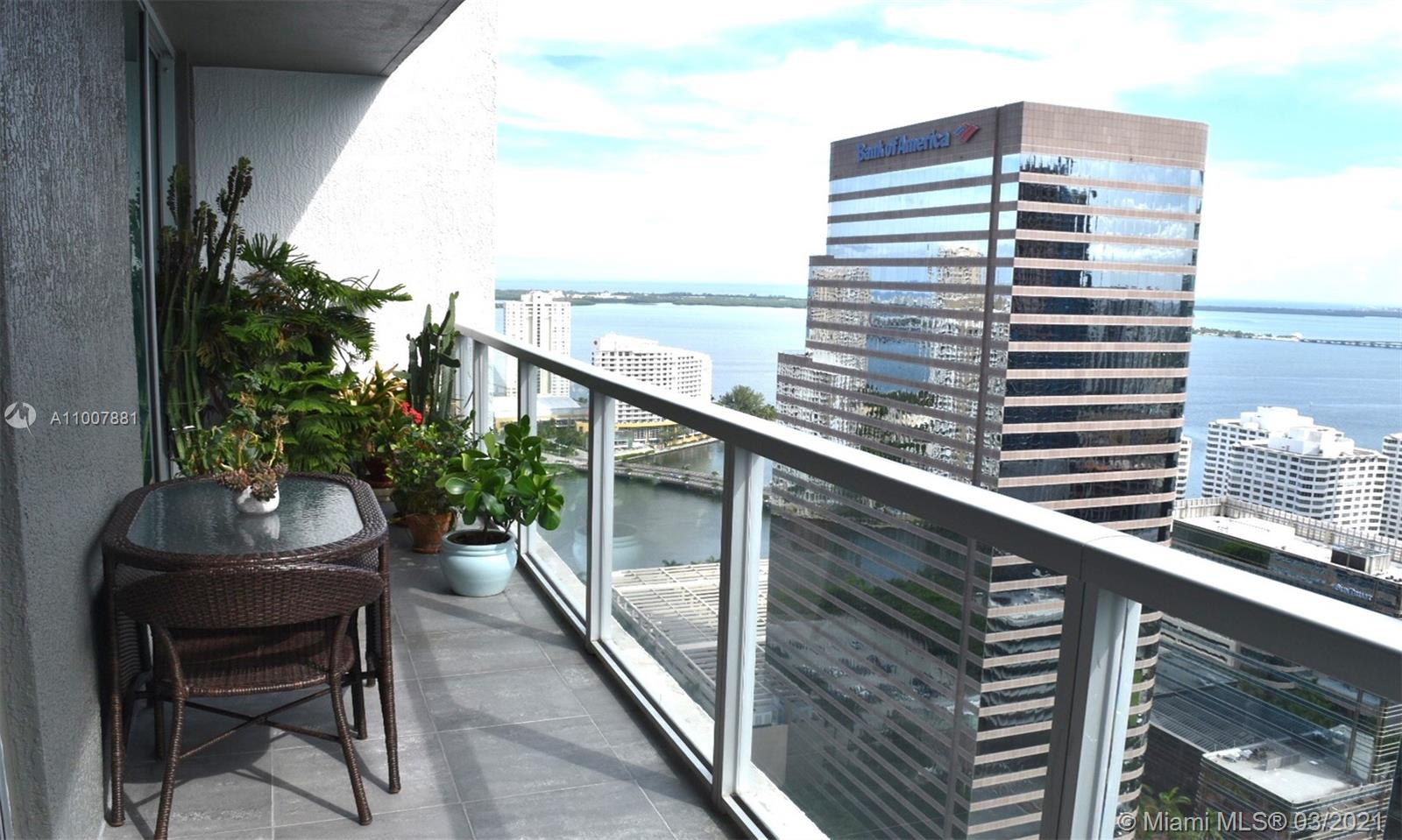 500 Brickell West Tower #3810 - 500 Brickell Ave #3810, Miami, FL 33131