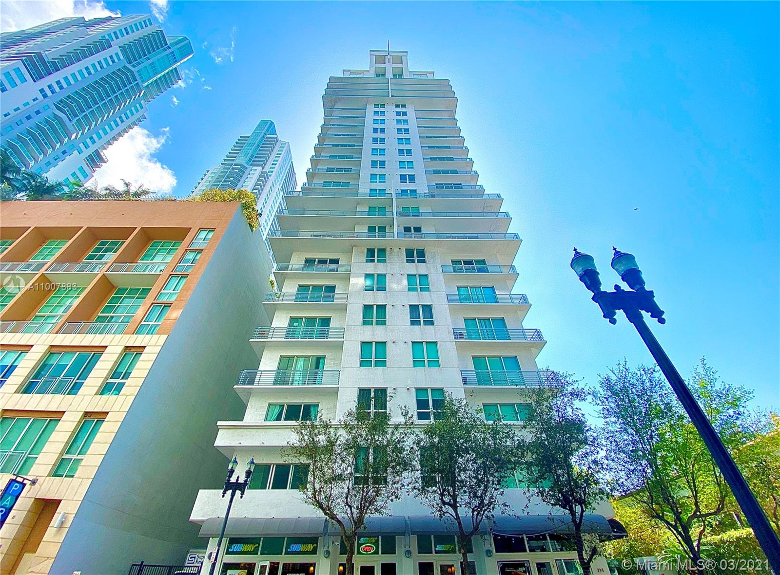 The Loft Downtown #2109 - 234 NE 3rd St #2109, Miami, FL 33132