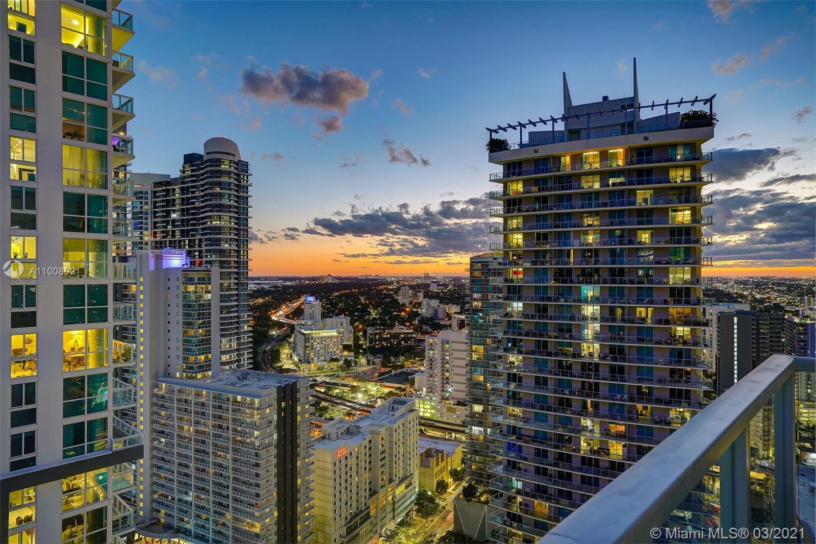 1060 Brickell East Tower #PH3504 - 1050 Brickell Ave #PH3504, Miami, FL 33131