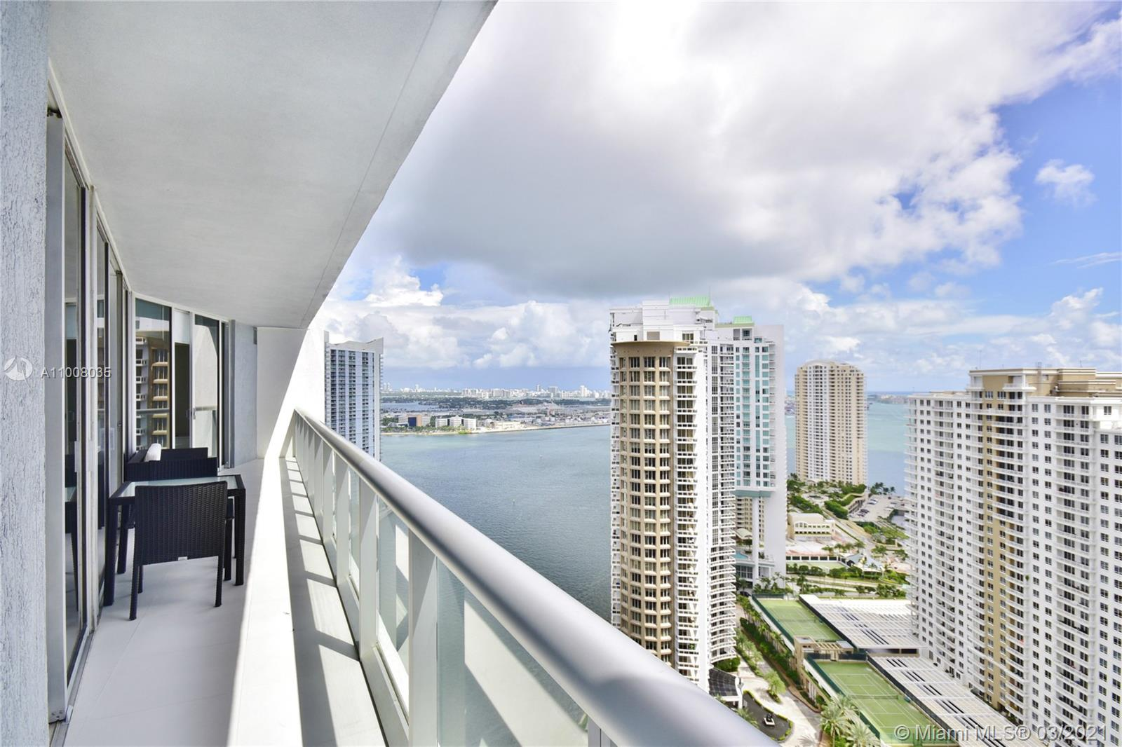 Icon Brickell 1 #3205 - 465 BRICKELL AVENUE #3205, Miami, FL 33131