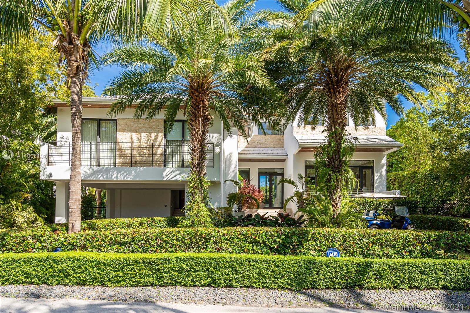 Tropical Isle Homes - 561 Hampton Ln, Key Biscayne, FL 33149