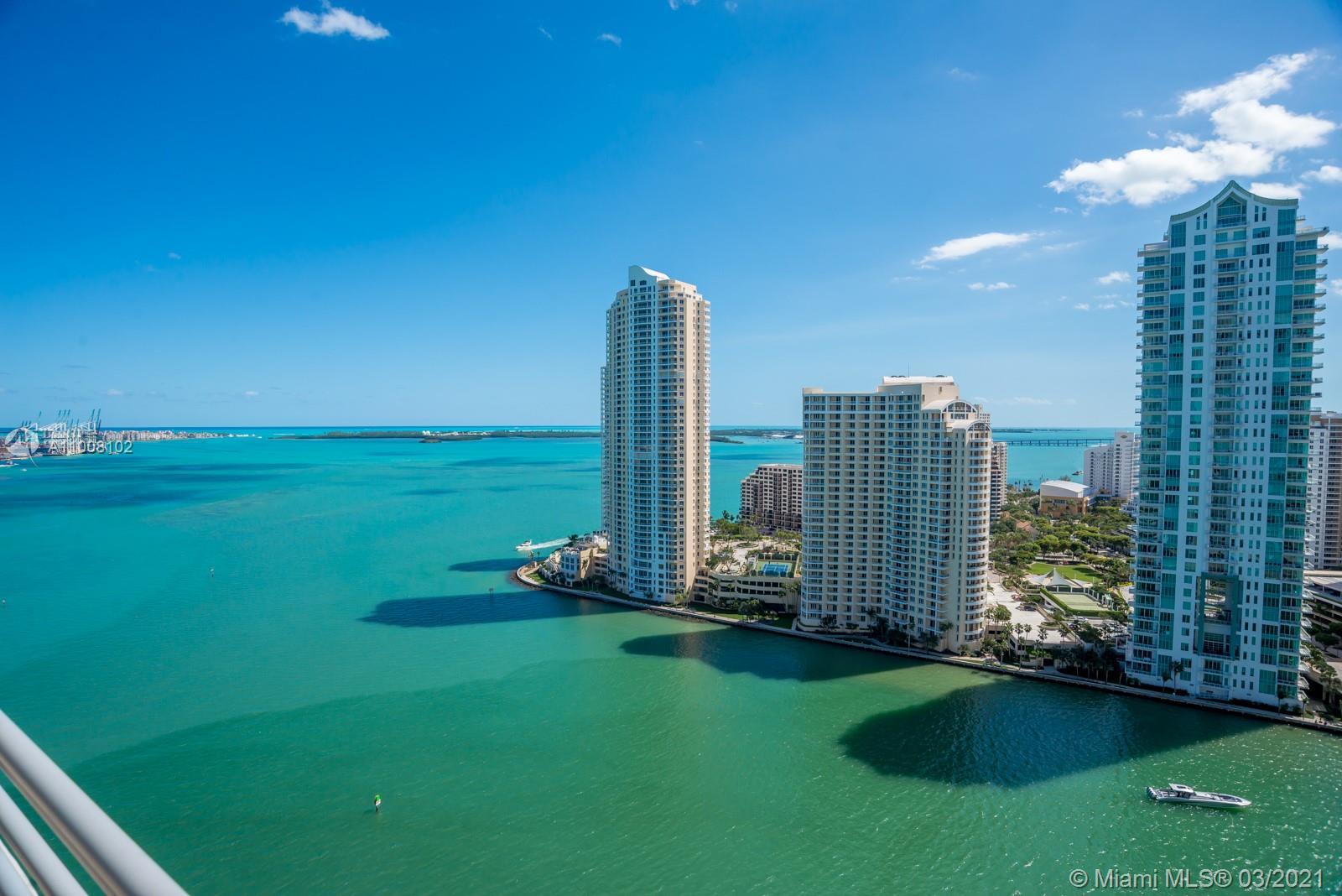 One Miami East #2803 - 335 S Biscayne Blvd #2803, Miami, FL 33131