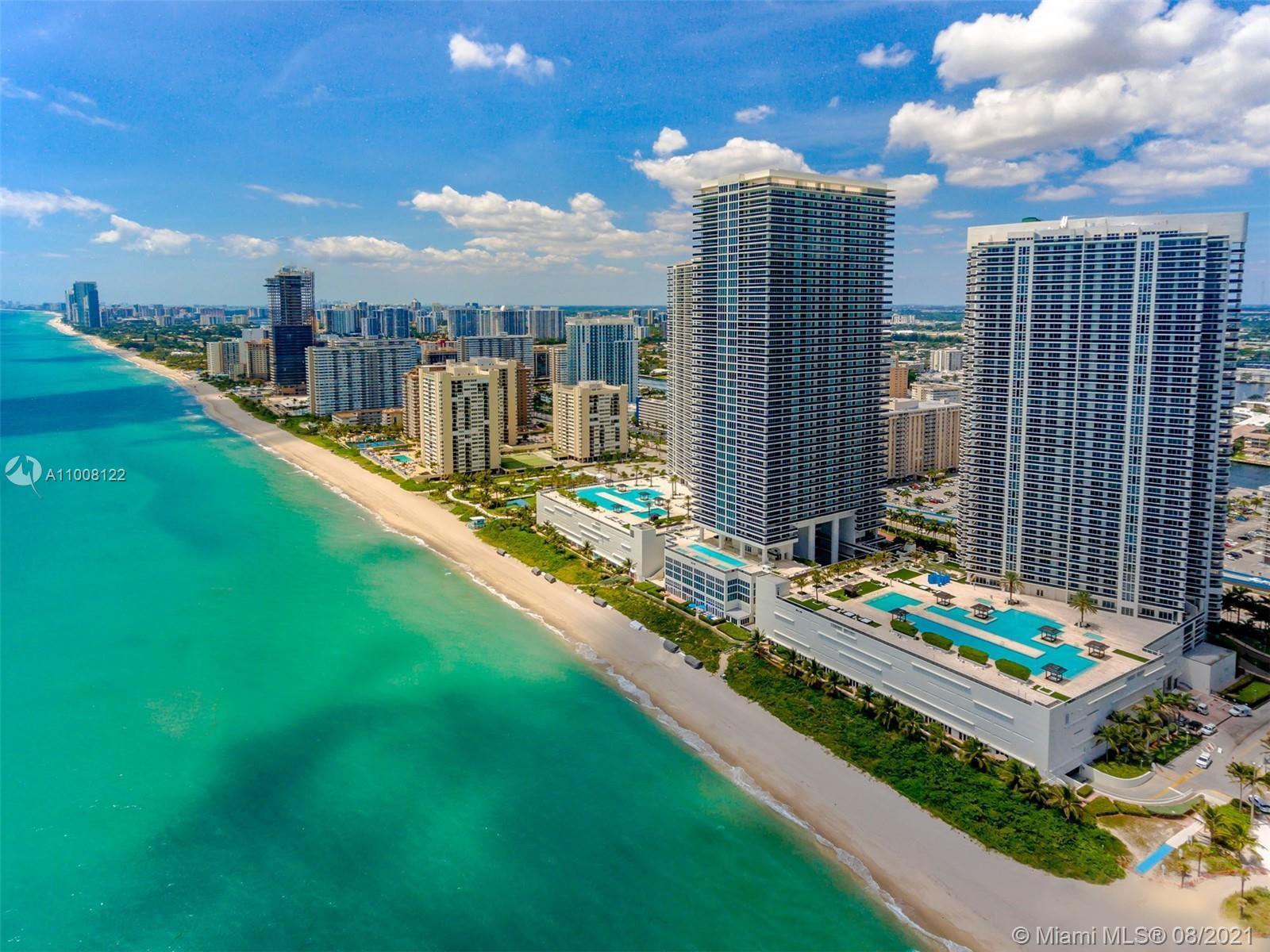 Beach Club II #4609 - 1830 S OCEAN DR #4609, Hallandale Beach, FL 33009