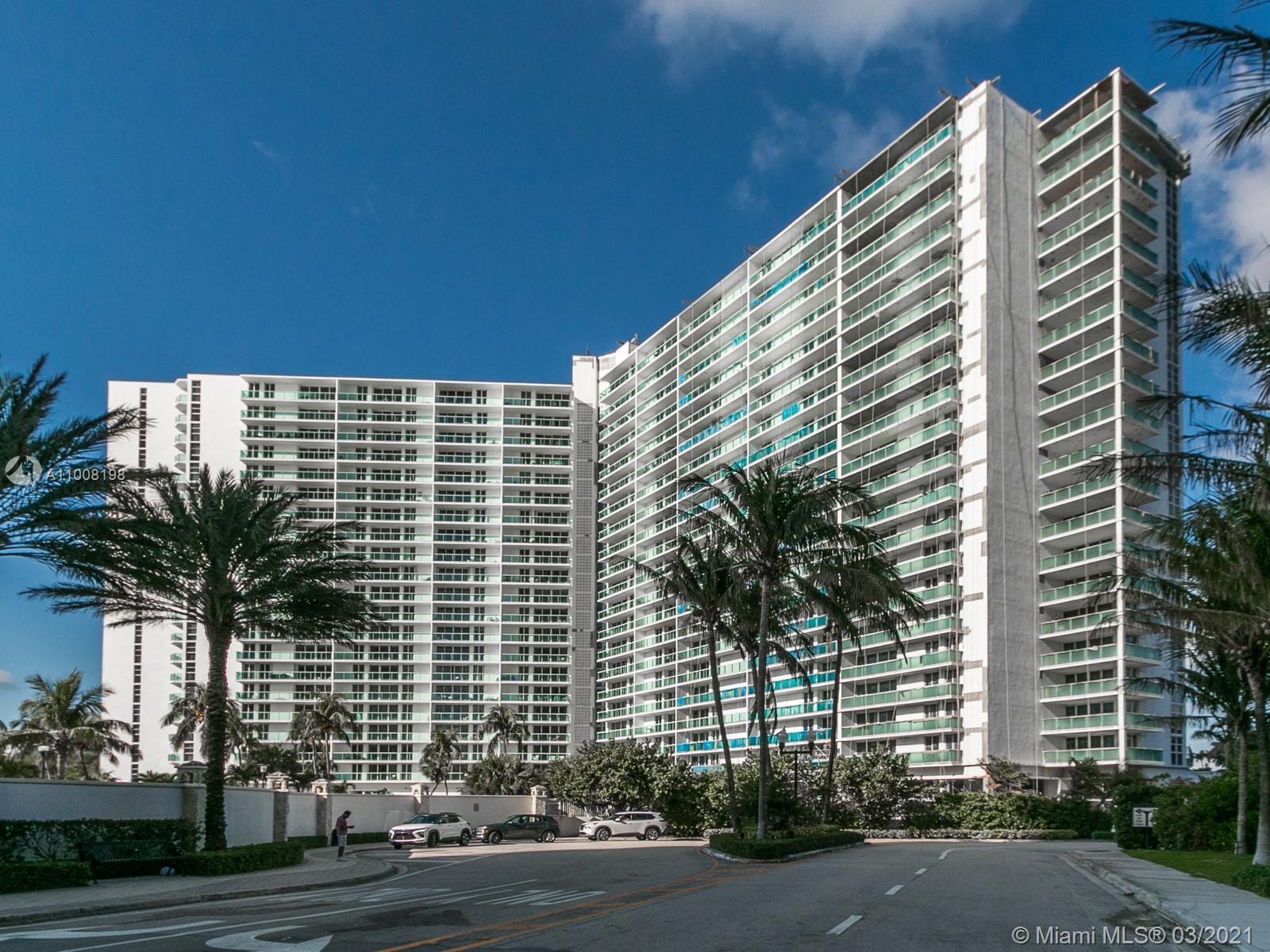 Arlen House #2101 - 100 Bayview Dr #2101, Sunny Isles Beach, FL 33160