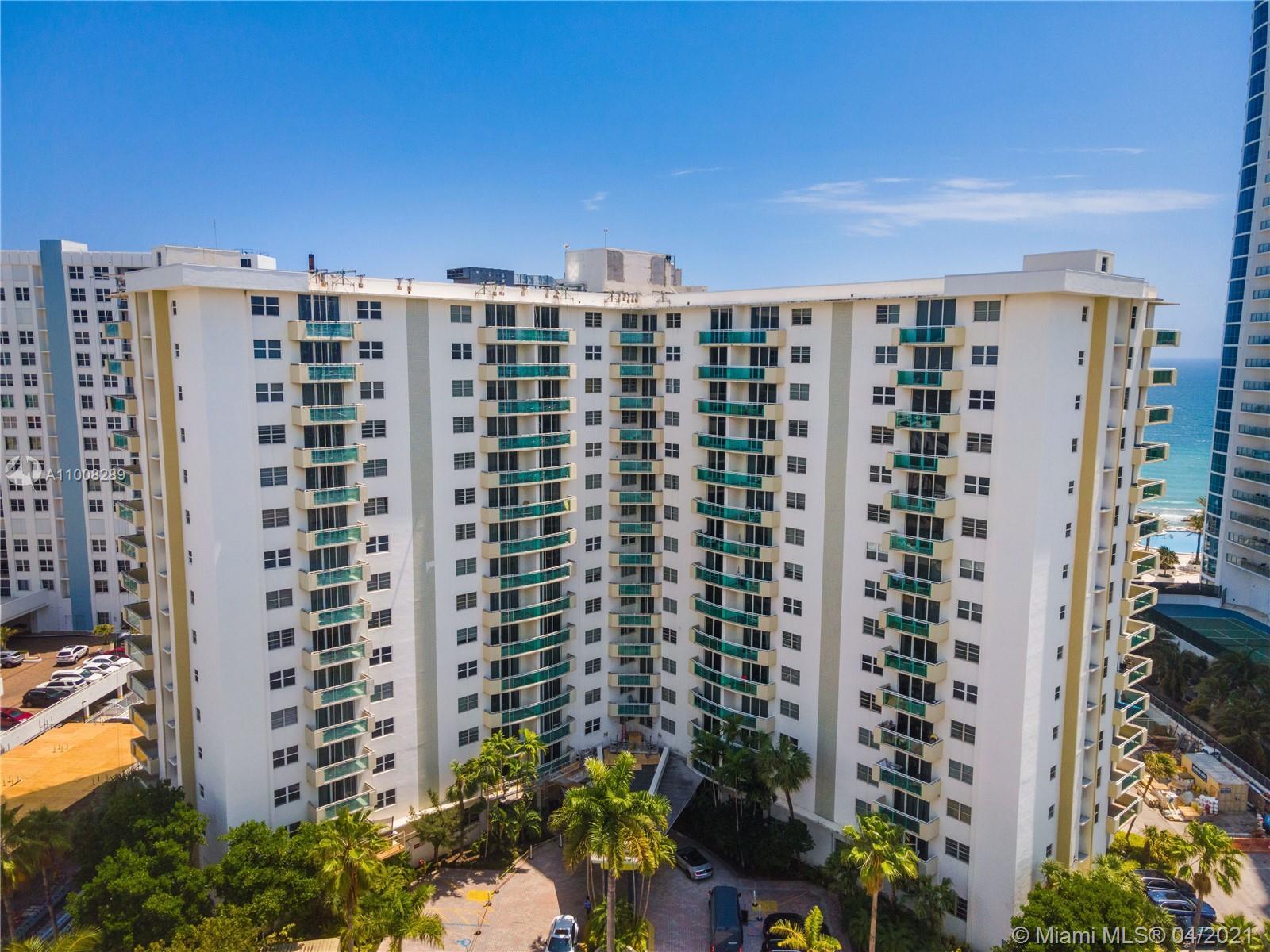 Residences on Hollywood East Tower #1237 - 3001 S Ocean Dr #1237, Hollywood, FL 33019