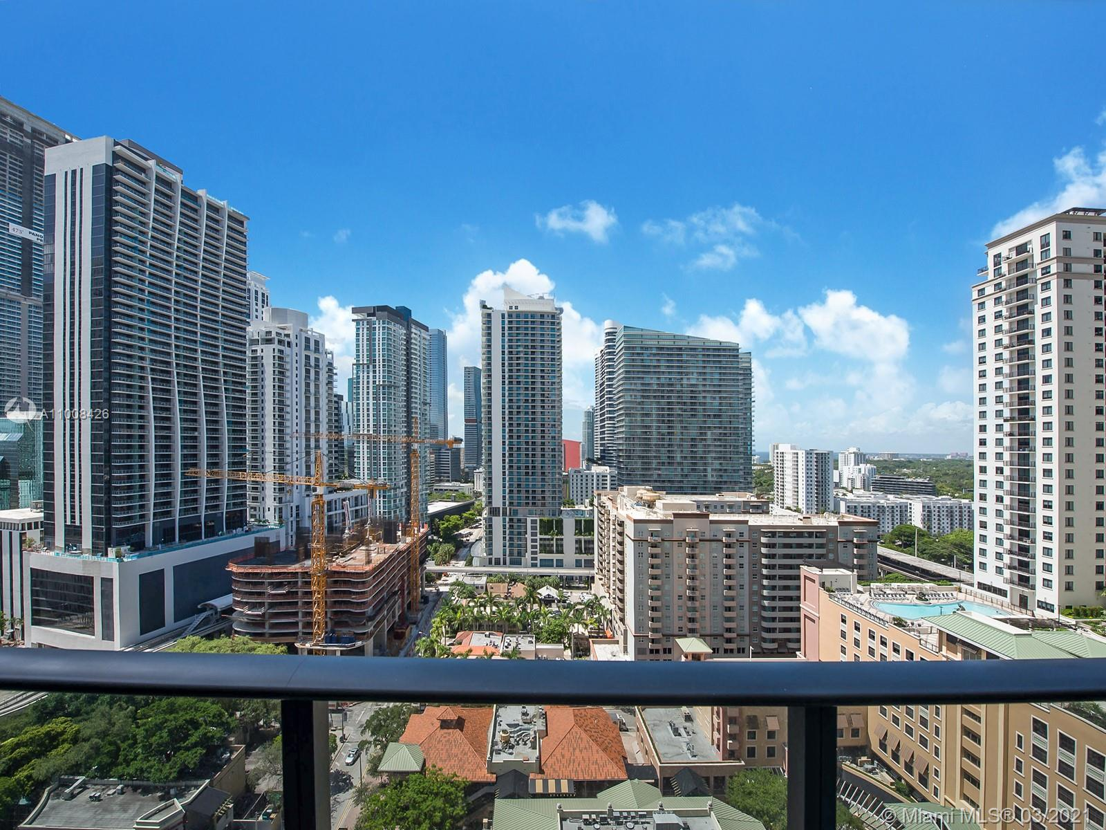 Brickell Heights East Tower #1905 - 45 SW 9 ST #1905, Miami, FL 33130