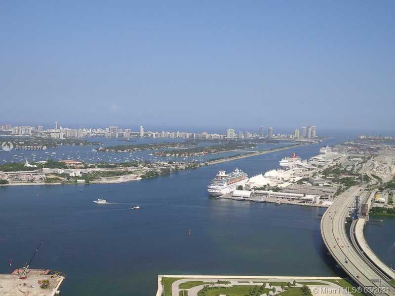 Marina Blue #5302 - 888 BISCAYNE BL #5302, Miami, FL 33132