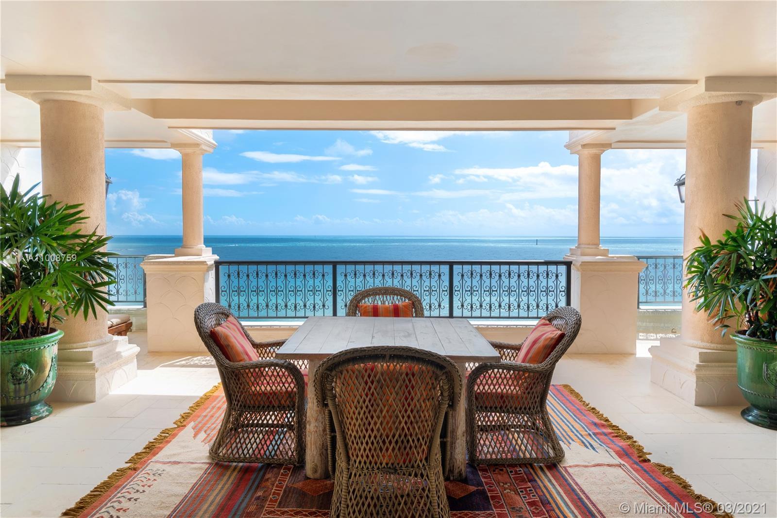 Oceanside #7882 - 7882 Fisher Island Dr #7882, Miami Beach, FL 33109