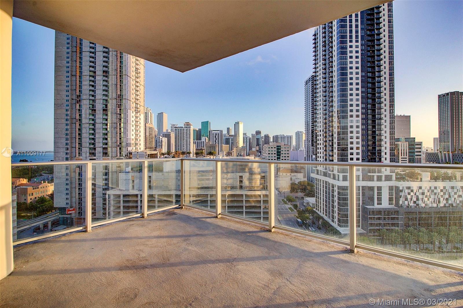 Paramount Miami Worldcenter #1411 - 851 NE 1st Ave #1411, Miami, FL 33132