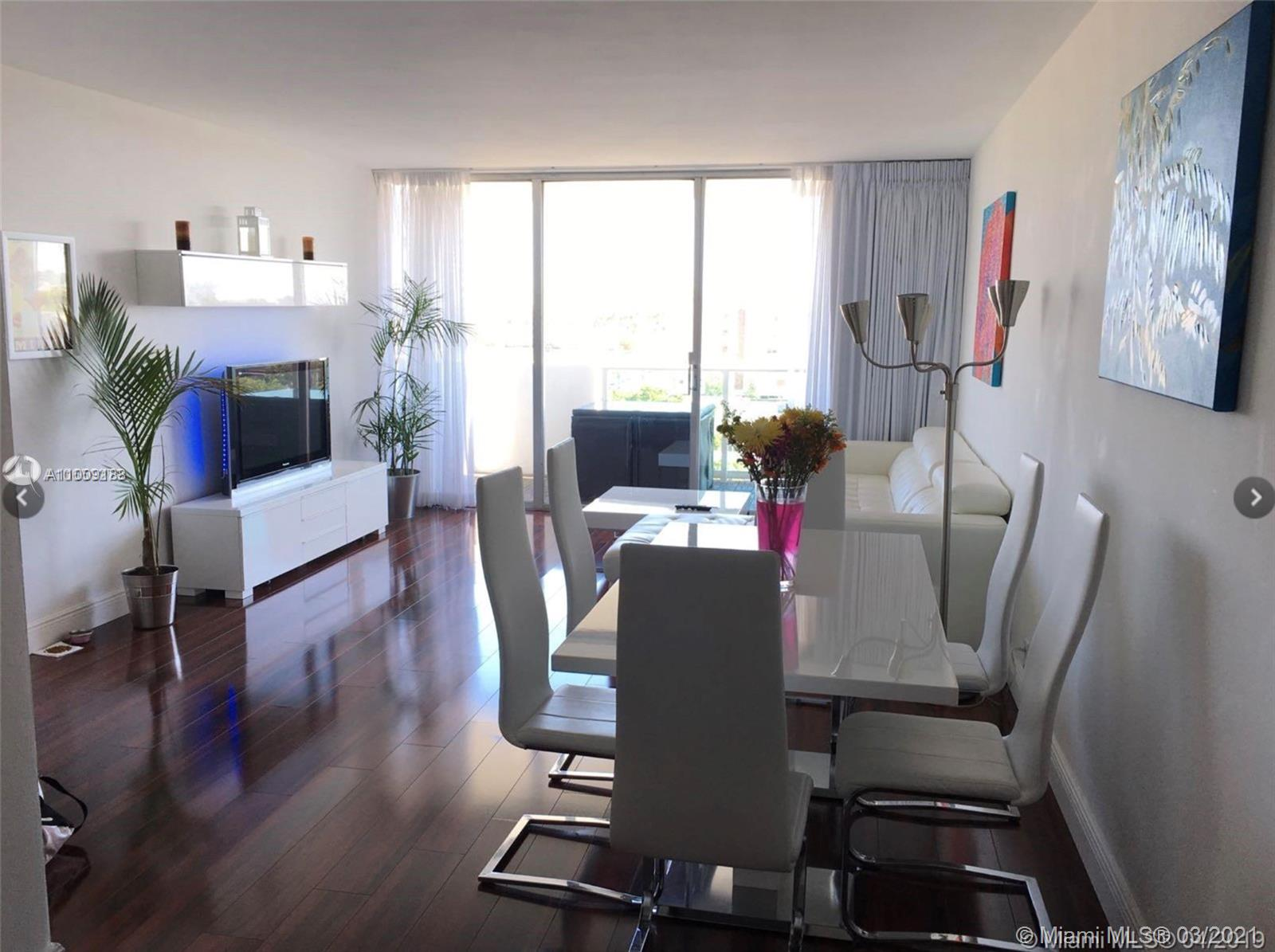 Mirador South #609 - 1000 West Ave #609, Miami Beach, FL 33139