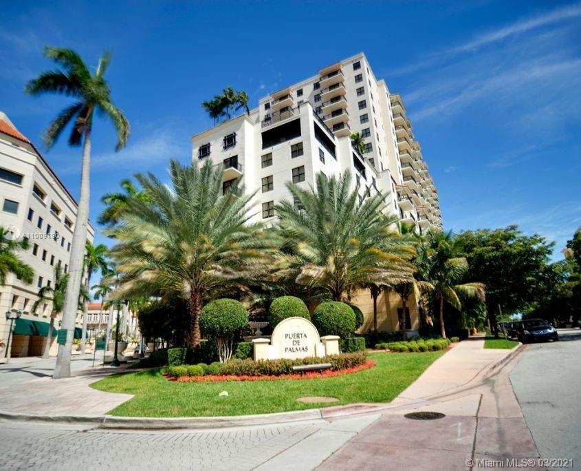 Puerta De Palmas #1210 - 888 S Douglas Rd #1210, Coral Gables, FL 33134