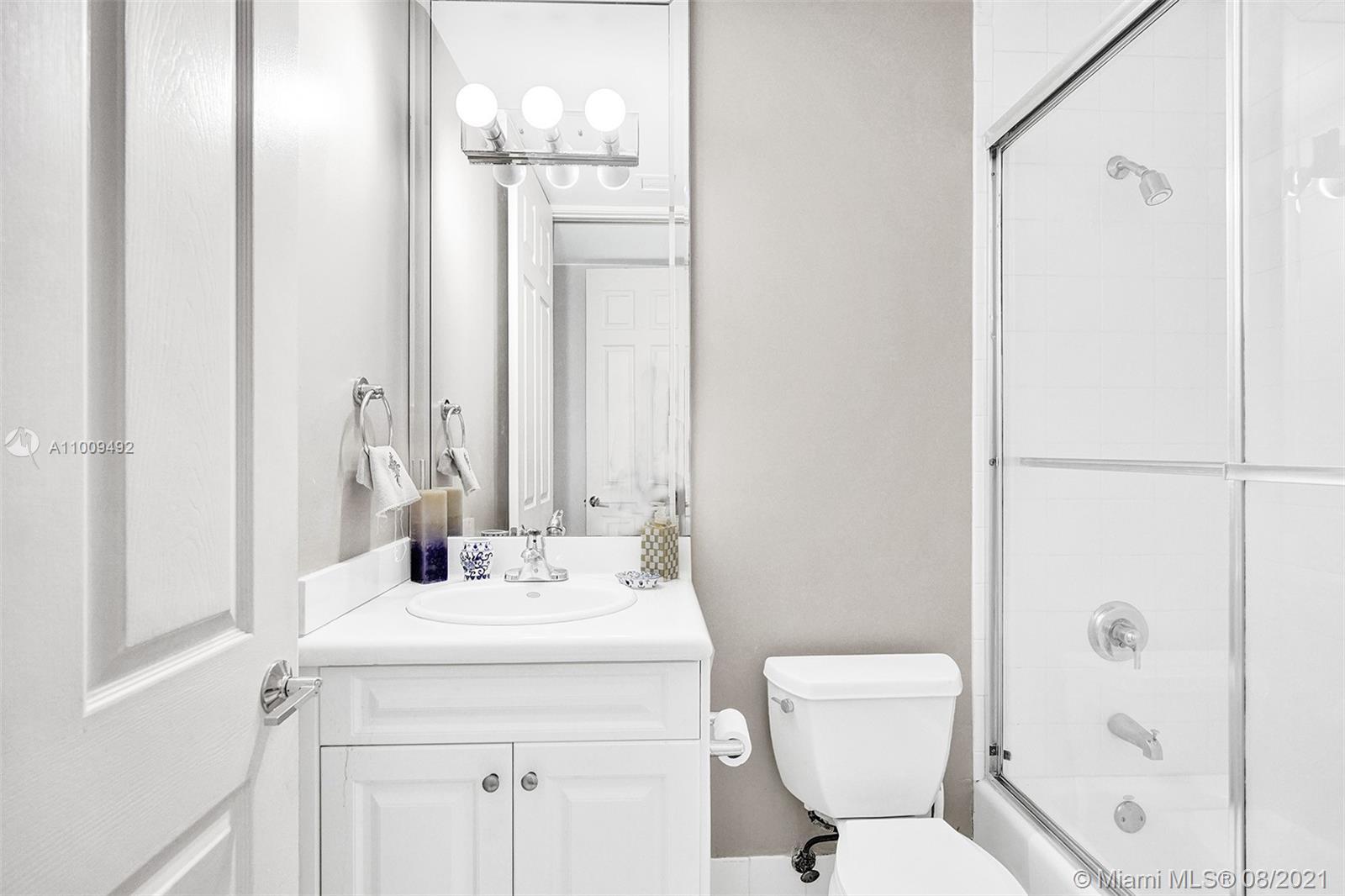 Bathroom 5- downstairs