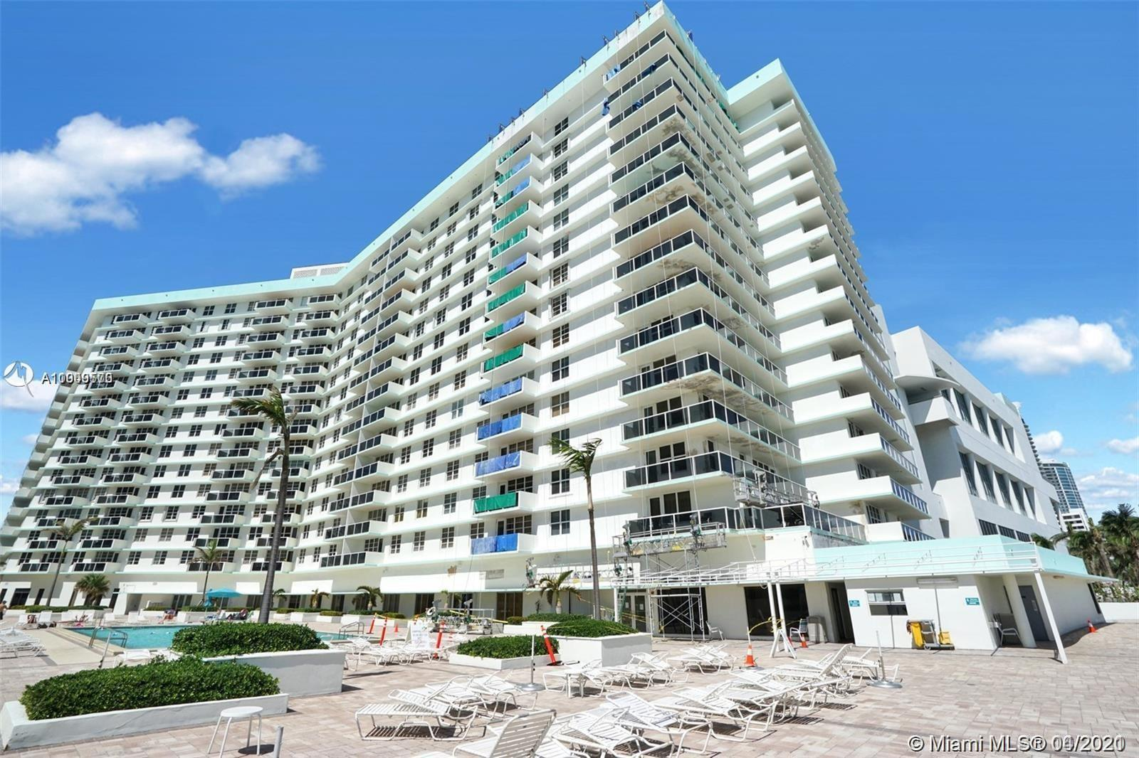 Sea Air Towers #1203 - 3725 S Ocean Dr #1203, Hollywood, FL 33019