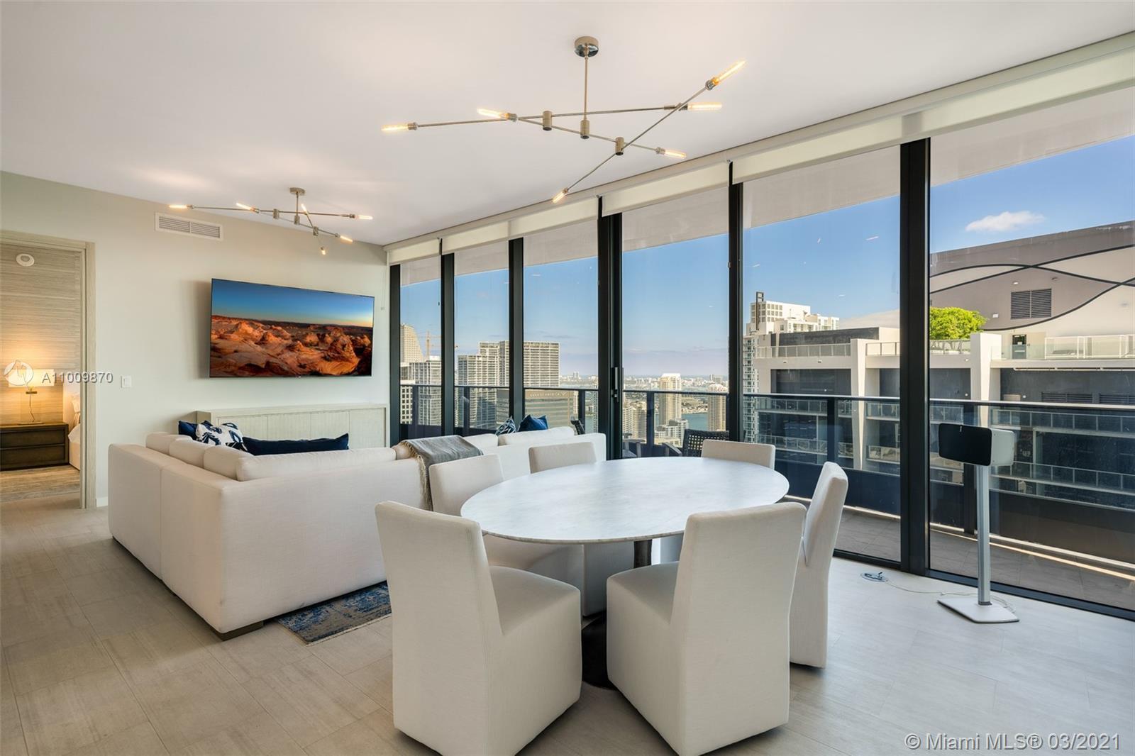 Brickell FlatIron #PH5005 - 1000 Brickell Plz #PH5005, Miami, FL 33131