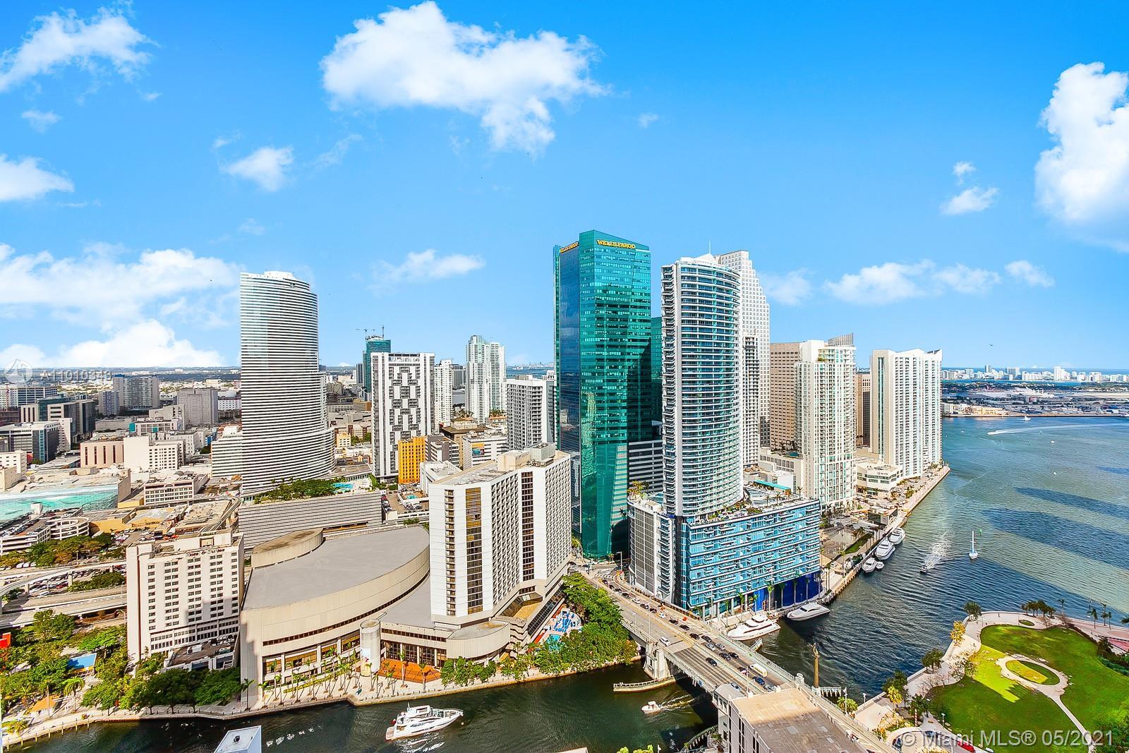 Epic Residences #4604 - 200 Biscayne Boulevard Way #4604, Miami, FL 33131