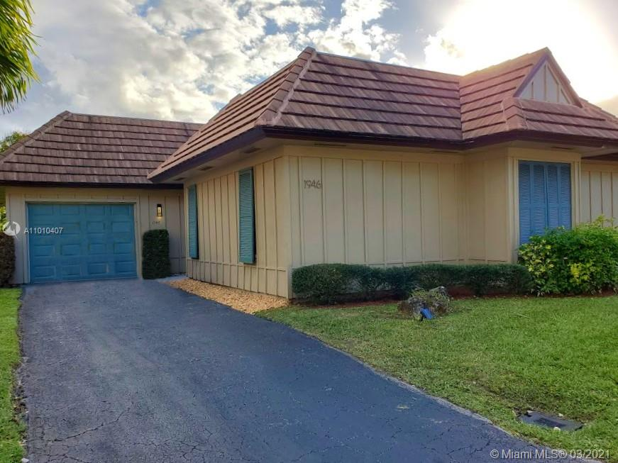Property for sale at 1946 Coquina Way, Coral Springs,  Florida 33071