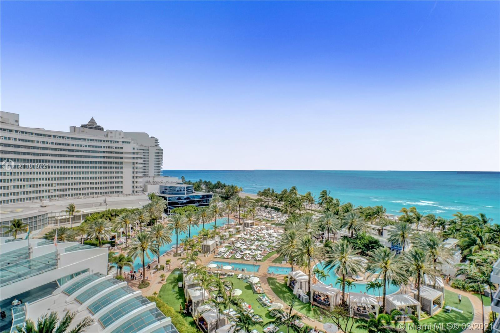 Fontainebleau Sorrento #802 - 4391 Collins Ave #802, Miami Beach, FL 33140