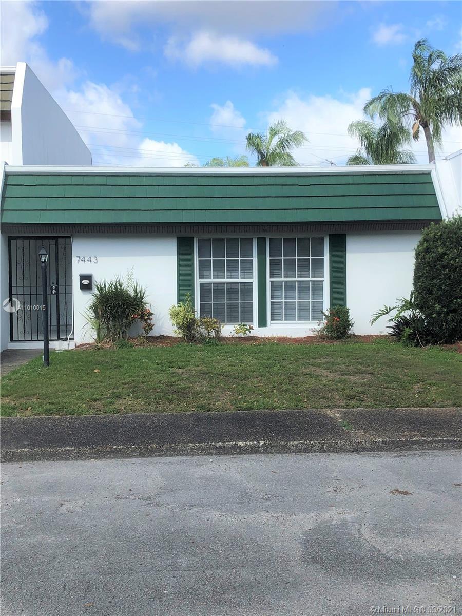 Miami Lakes #7443 - 7443 Twin Sabal Dr #7443, Miami Lakes, FL 33014