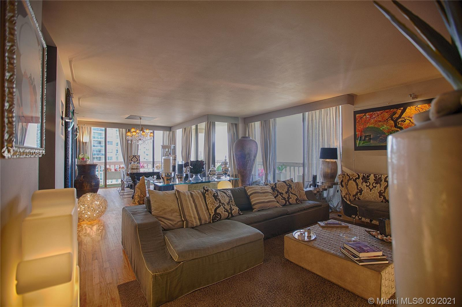Turnberry Towers #7D - 19355 Turnberry Way #7D, Aventura, FL 33180