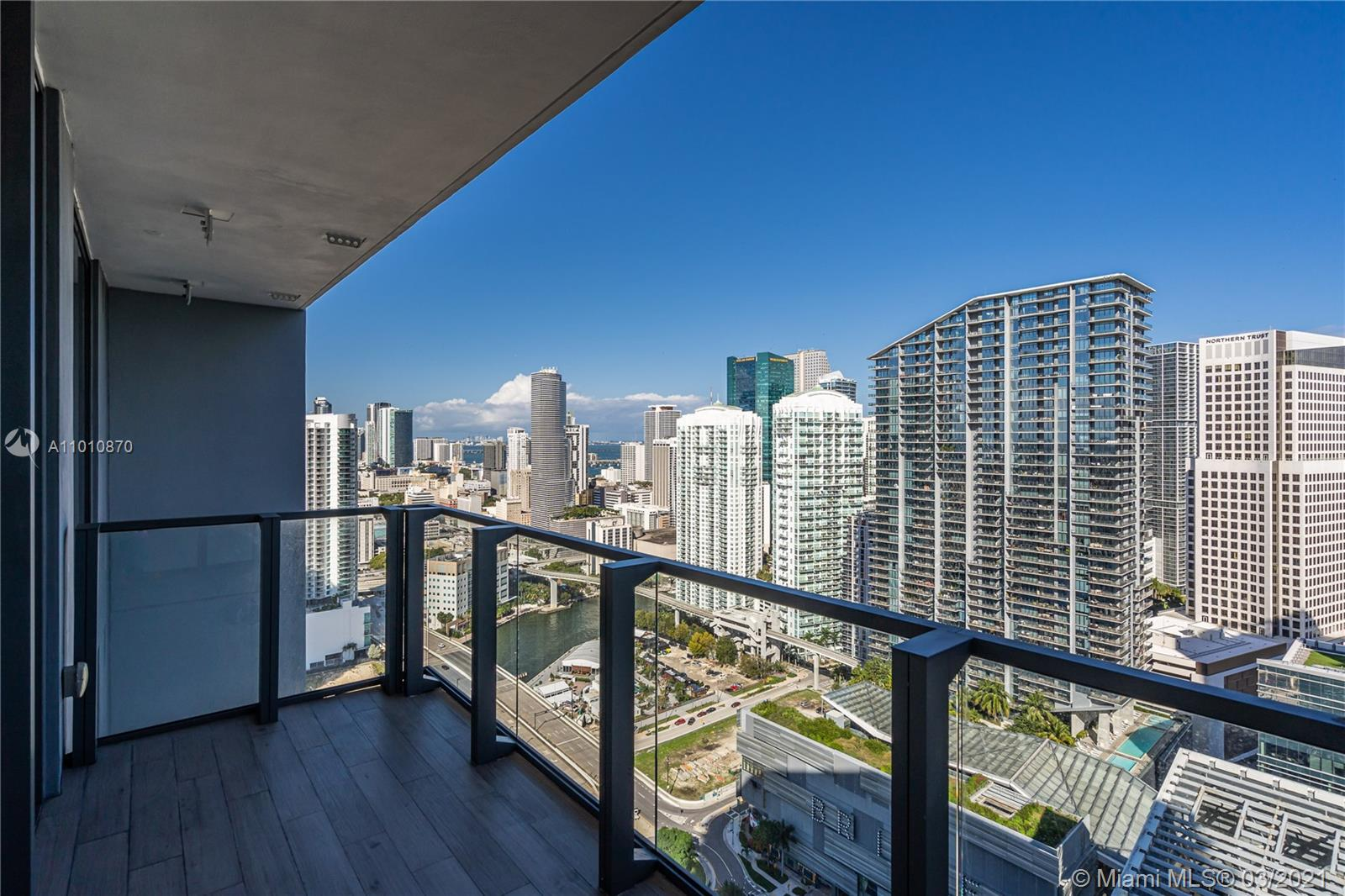 Rise Brickell City Centre #3309 - 88 SW 7th St #3309, Miami, FL 33130