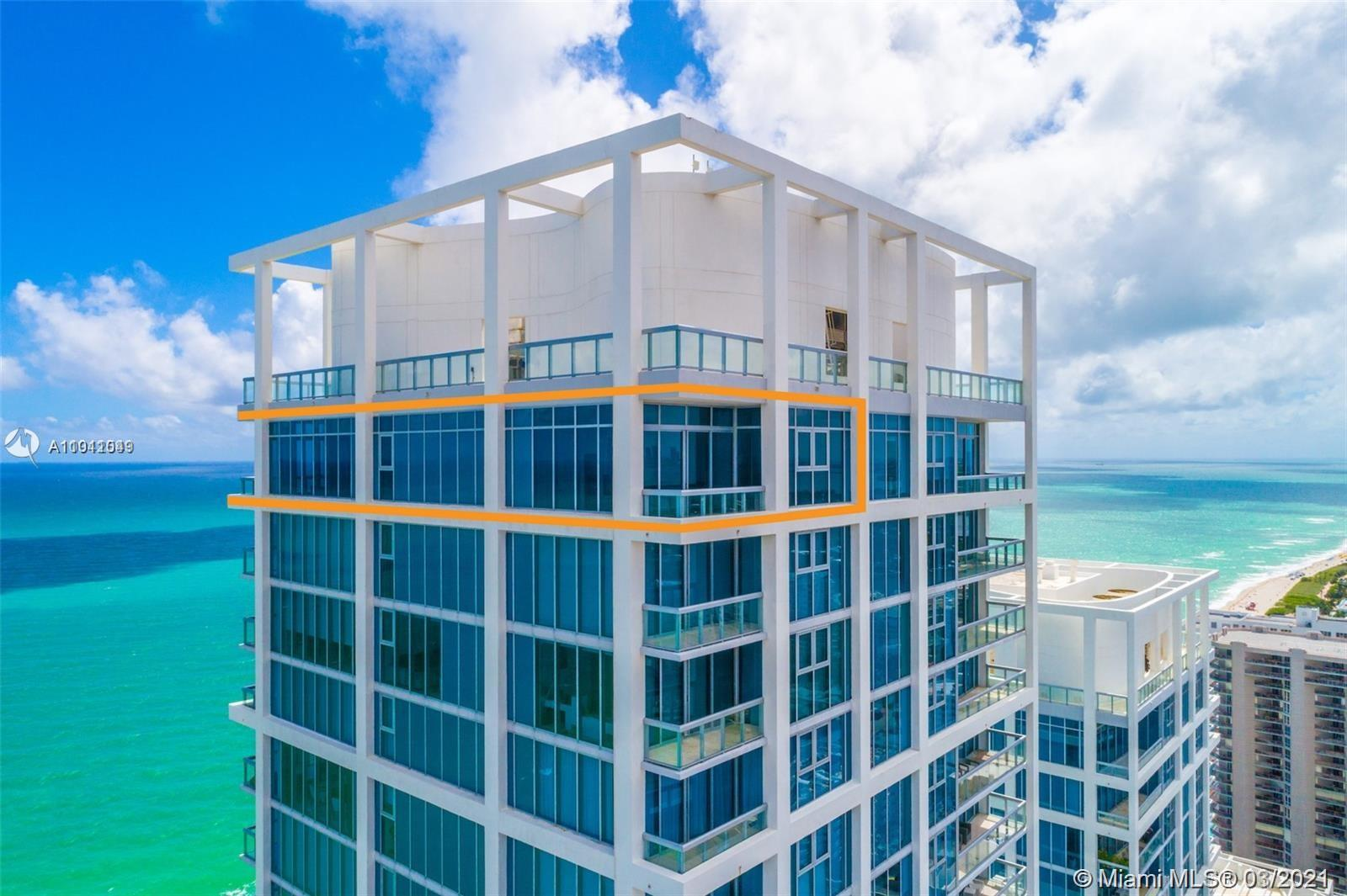 Carillon North Tower #3504 - 6899 Collins Ave #3504, Miami Beach, FL 33141