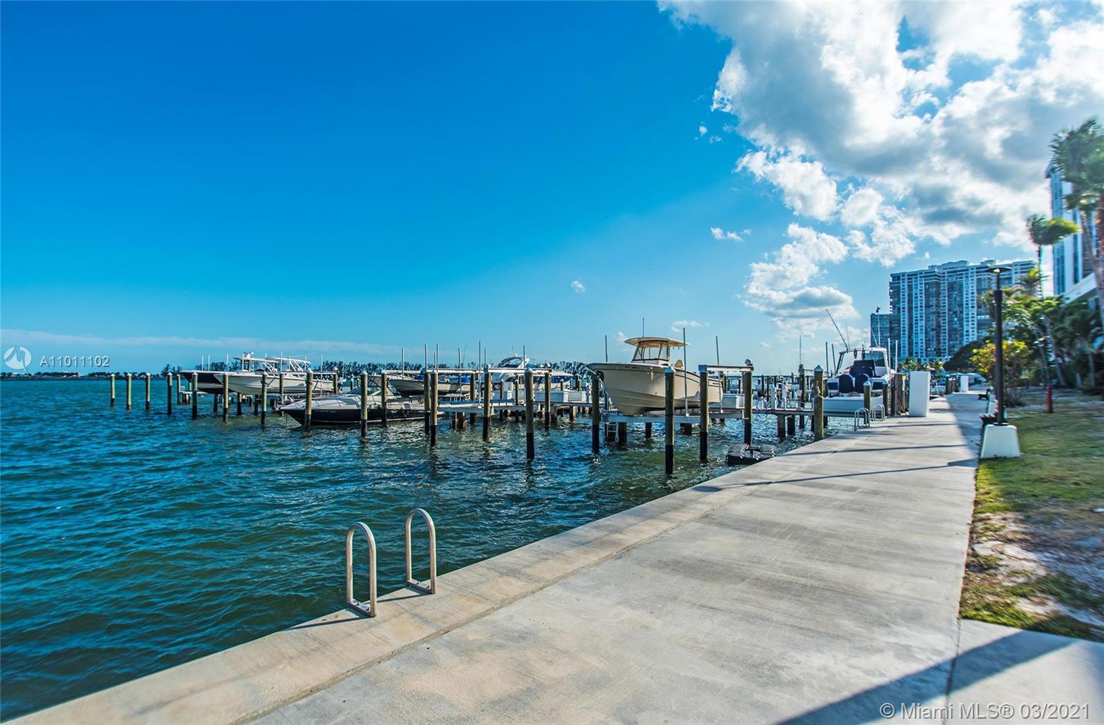 Marina/boardwalk