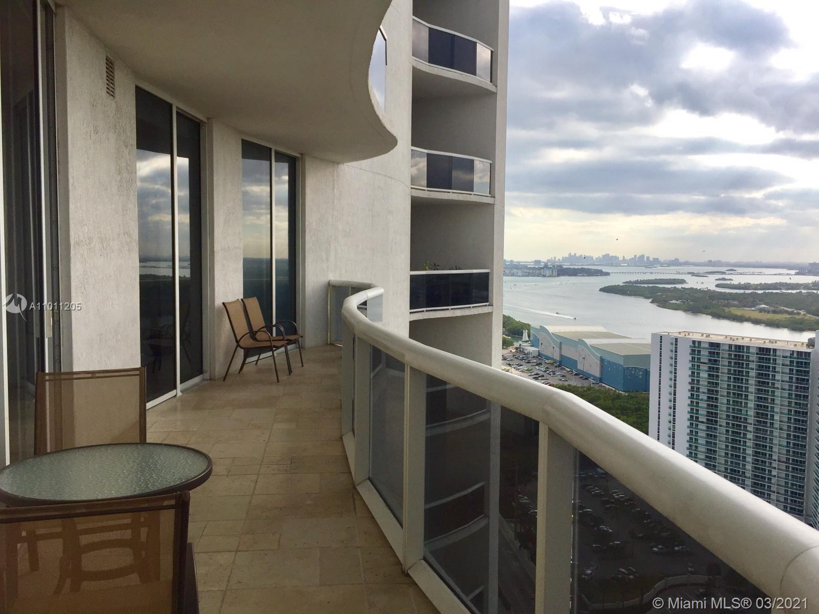 Trump Tower II #2705 - 15901 Collins Ave #2705, Sunny Isles Beach, FL 33160
