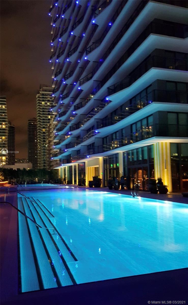 SLS Brickell #2204 - 1300 S Miami Ave #2204, Miami, FL 33130
