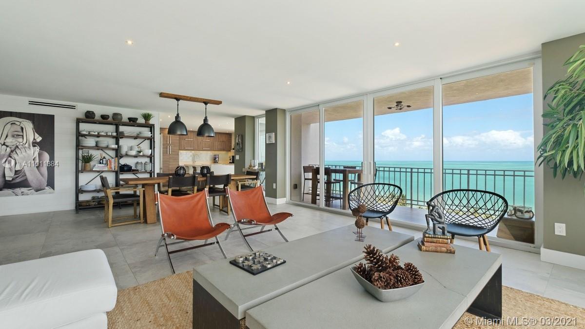 Casa del Mar #8A - 881 Ocean Dr #8A, Key Biscayne, FL 33149