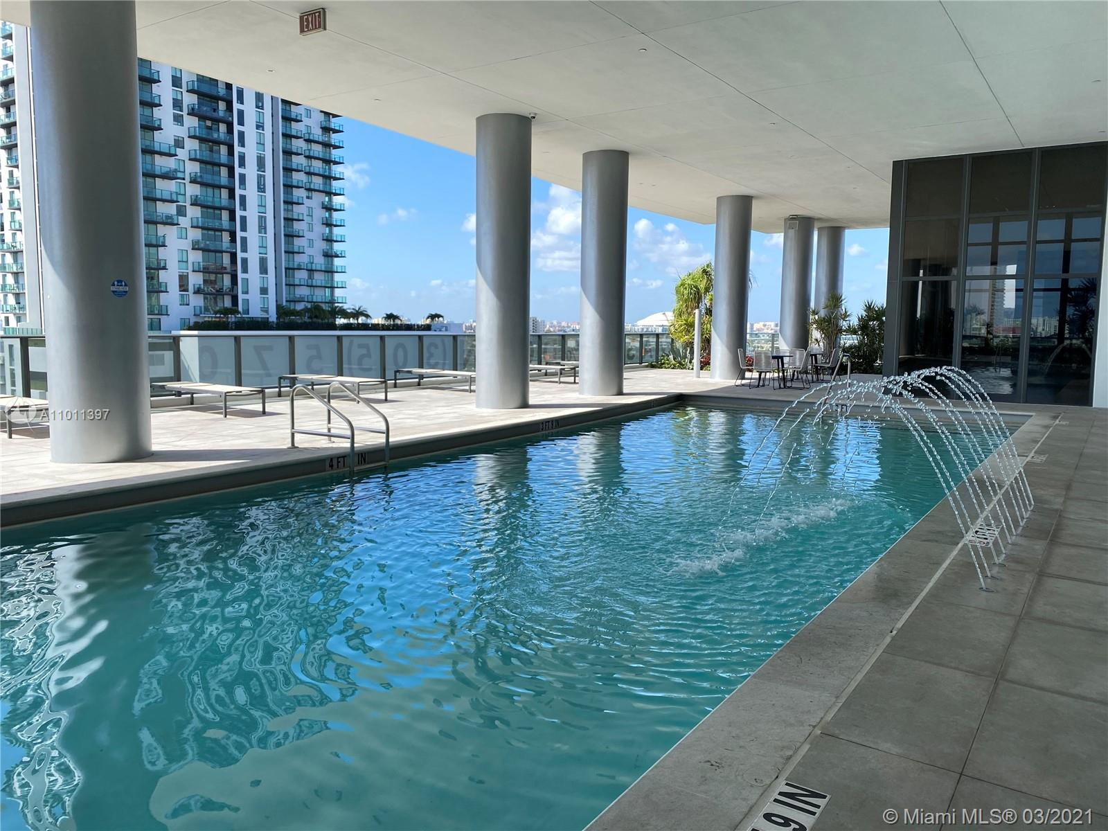 Canvas #1409 - 1600 NE 1st Ave #1409, Miami, FL 33132