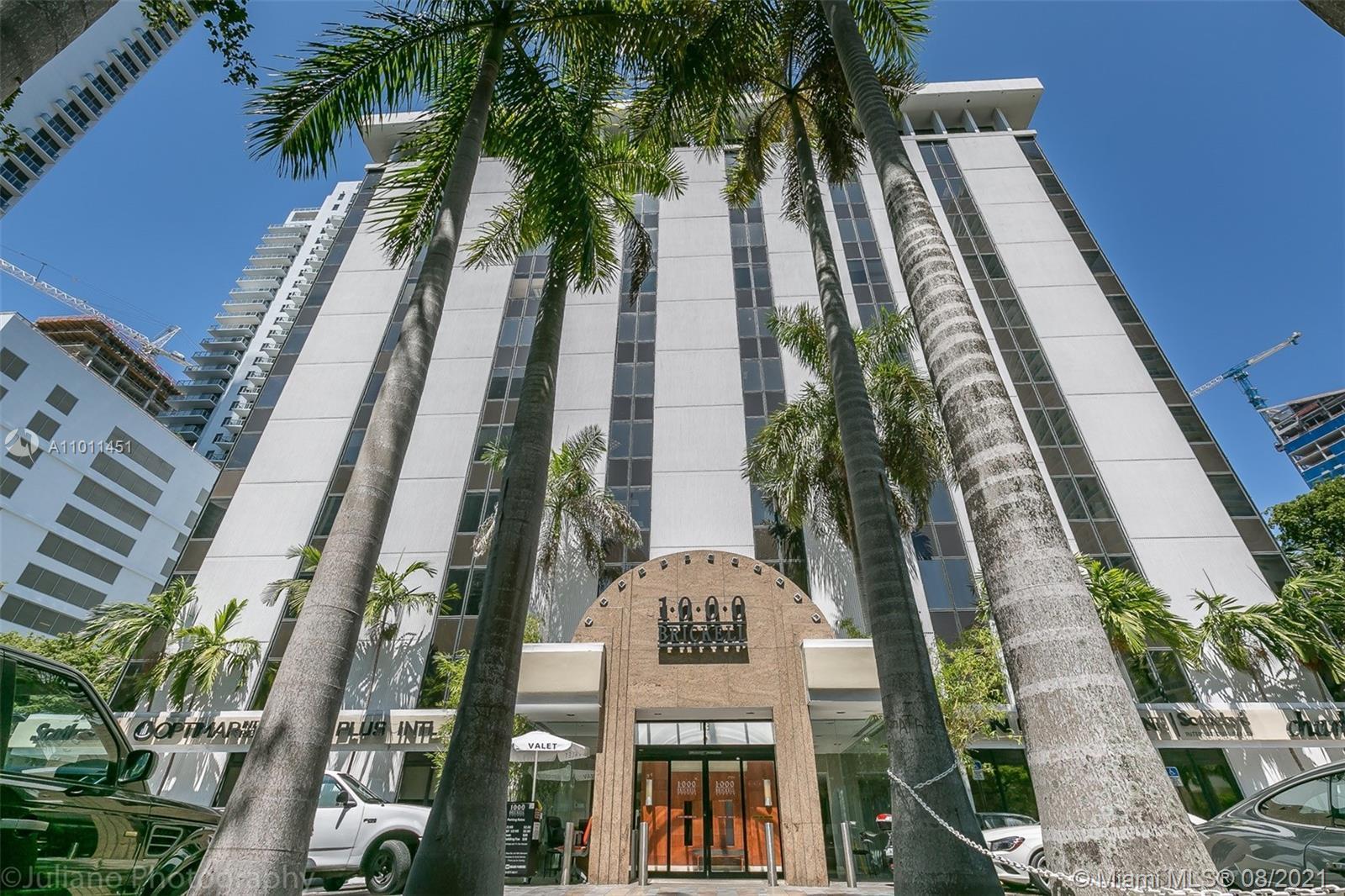 Brickell FlatIron #540 - 1000 BRICKELL AVENUE #540, Miami, FL 33131