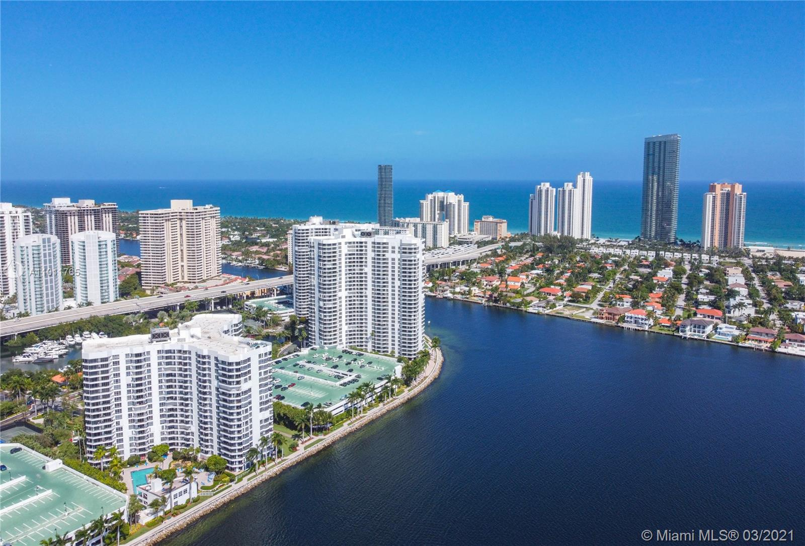 Mystic Pointe Tower 500 #2914 - 3530 Mystic Pointe Dr #2914, Aventura, FL 33180