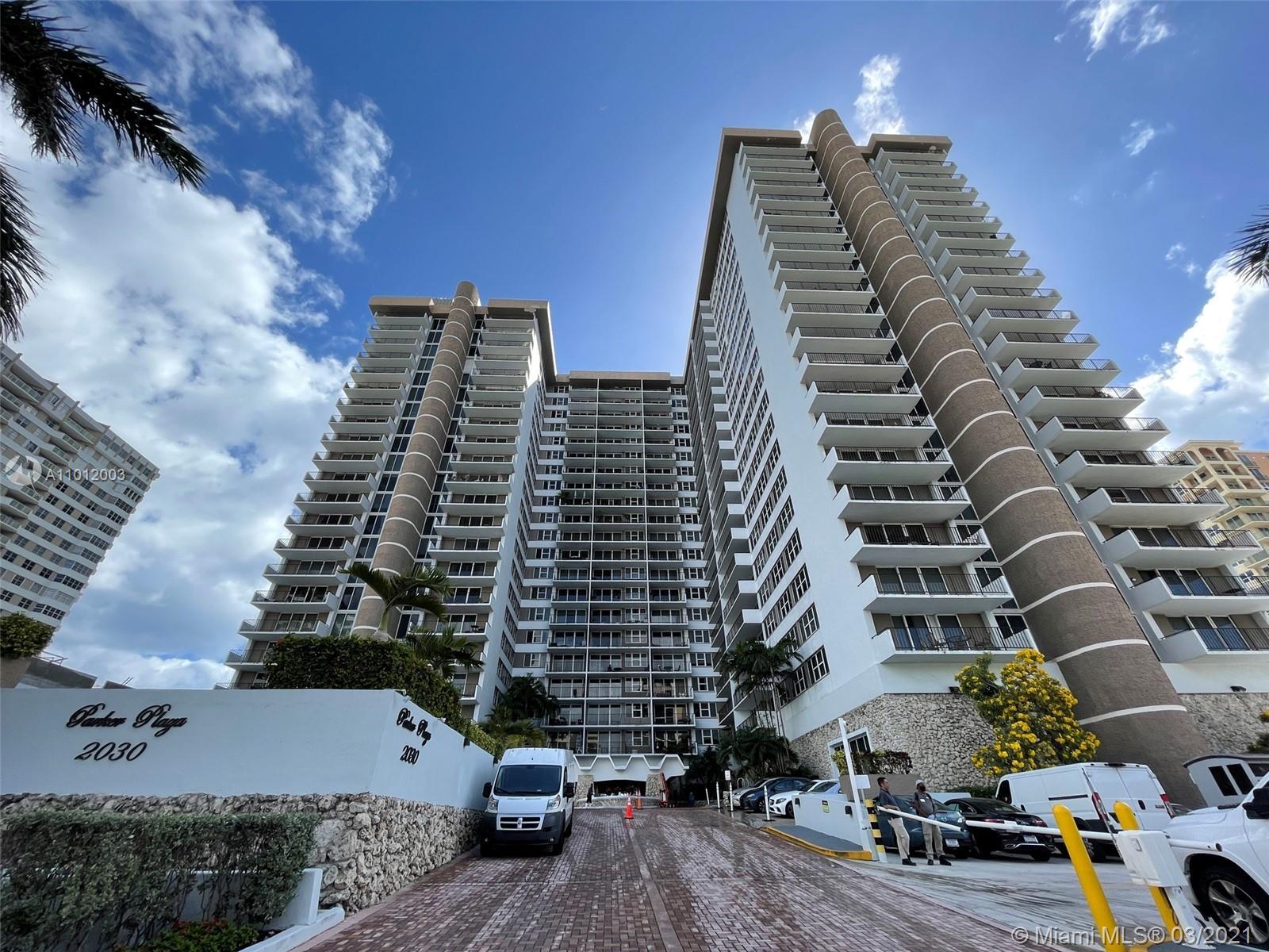 Parker Plaza #2123 - 2030 S Ocean Dr #2123, Hallandale Beach, FL 33009