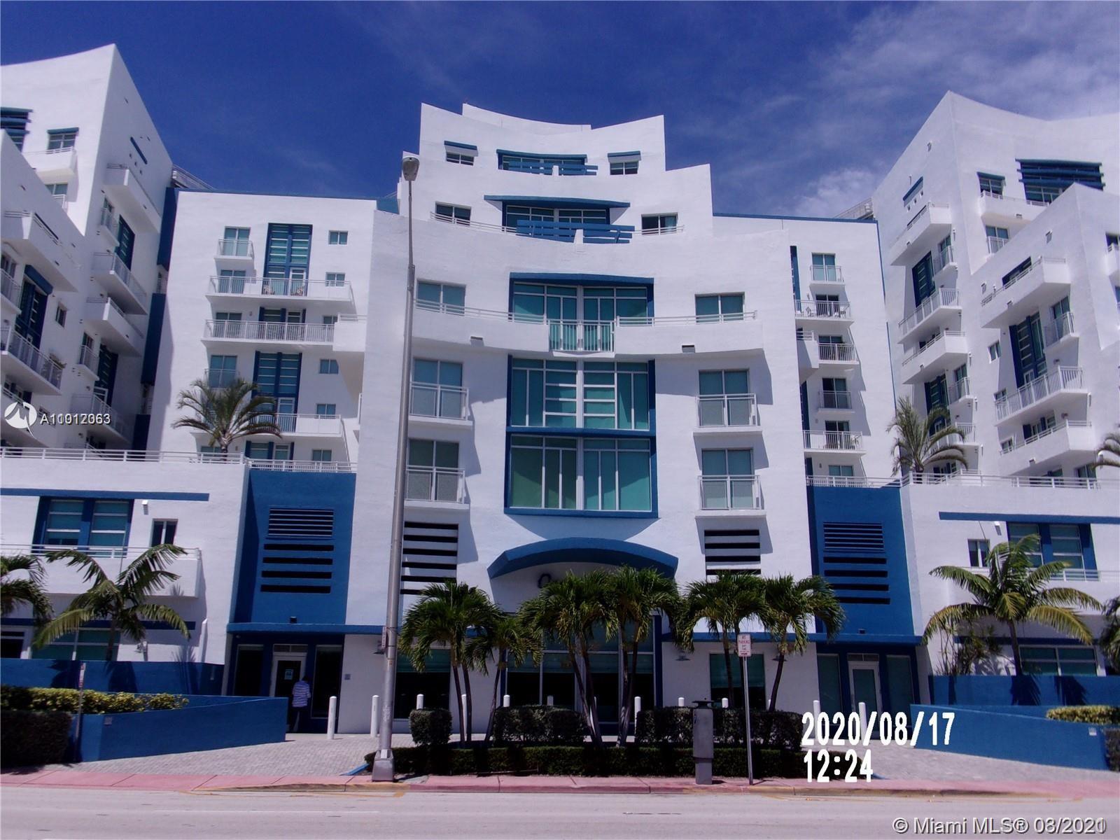 Ocean Blue #912 - 7600 Collins Ave #912, Miami Beach, FL 33141