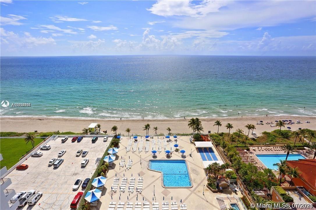 Parker Plaza #211 - 2030 S Ocean Dr #211, Hallandale Beach, FL 33009