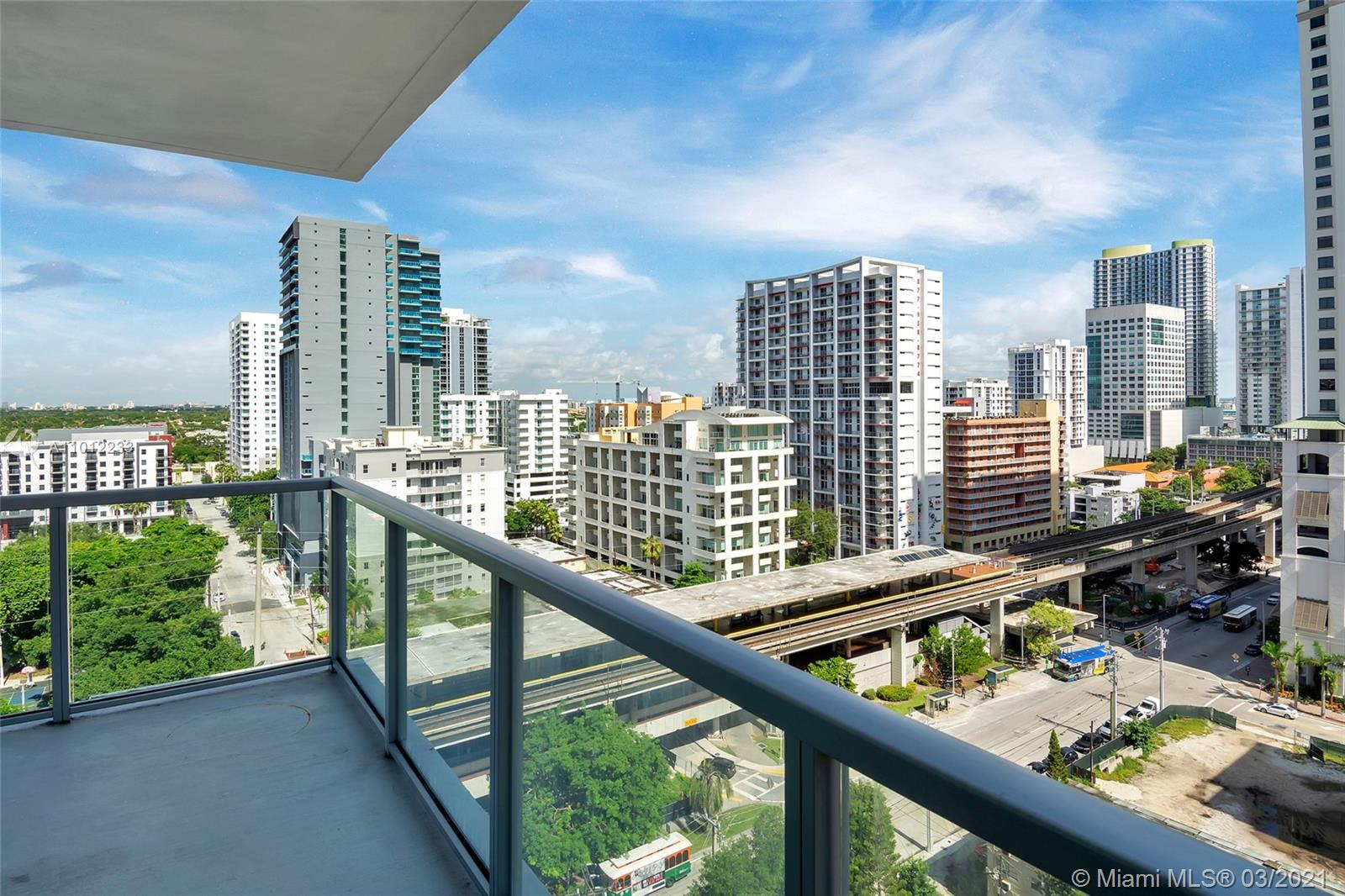 Axis on Brickell North Tower #1625-N - 1111 SW 1st Ave #1625-N, Miami, FL 33130