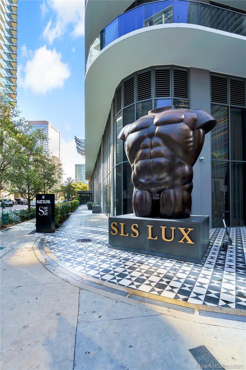 SLS Lux Brickell #2602 - 801 S Miami Ave #2602, Miami, FL 33130