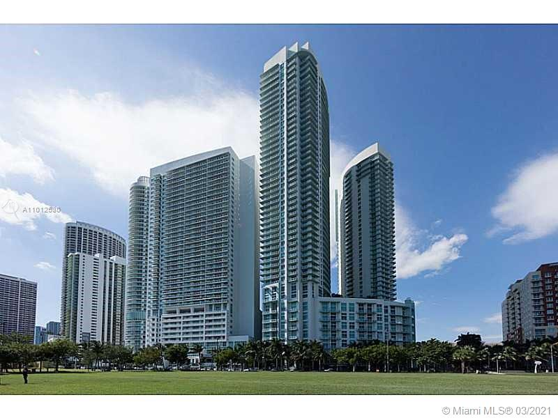 Quantum on the Bay #3405 - 1900 N Bayshore Dr #3405, Miami, FL 33132