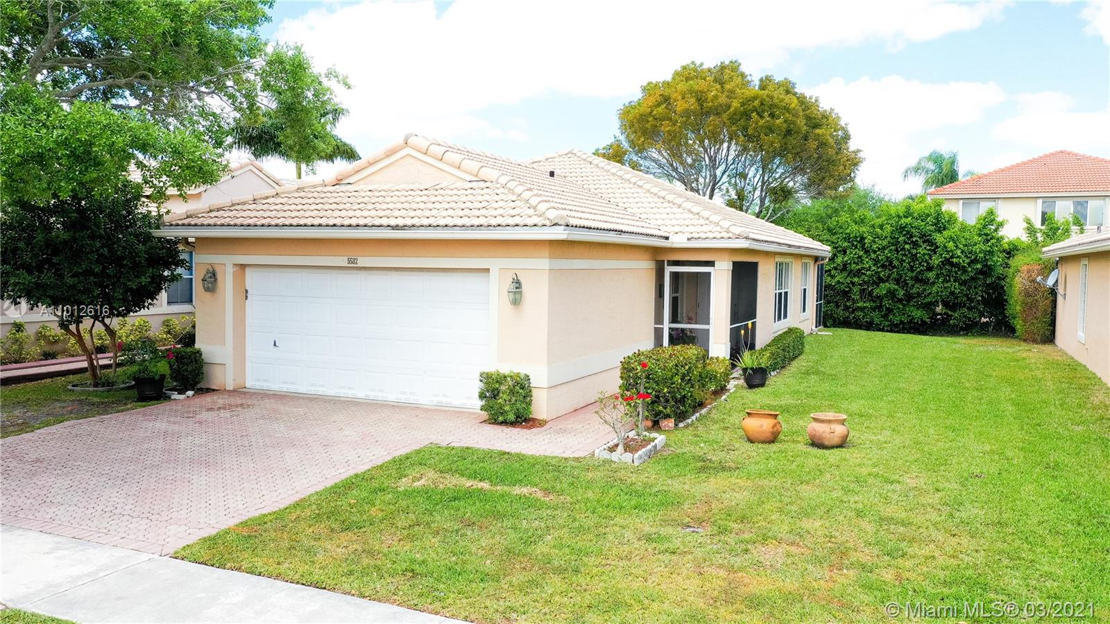 Property for sale at 5532 NW 124th Ave, Coral Springs,  Florida 33076