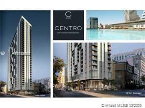 Centro #1804 - 151 SE 1 ST #1804, Miami, FL 33131