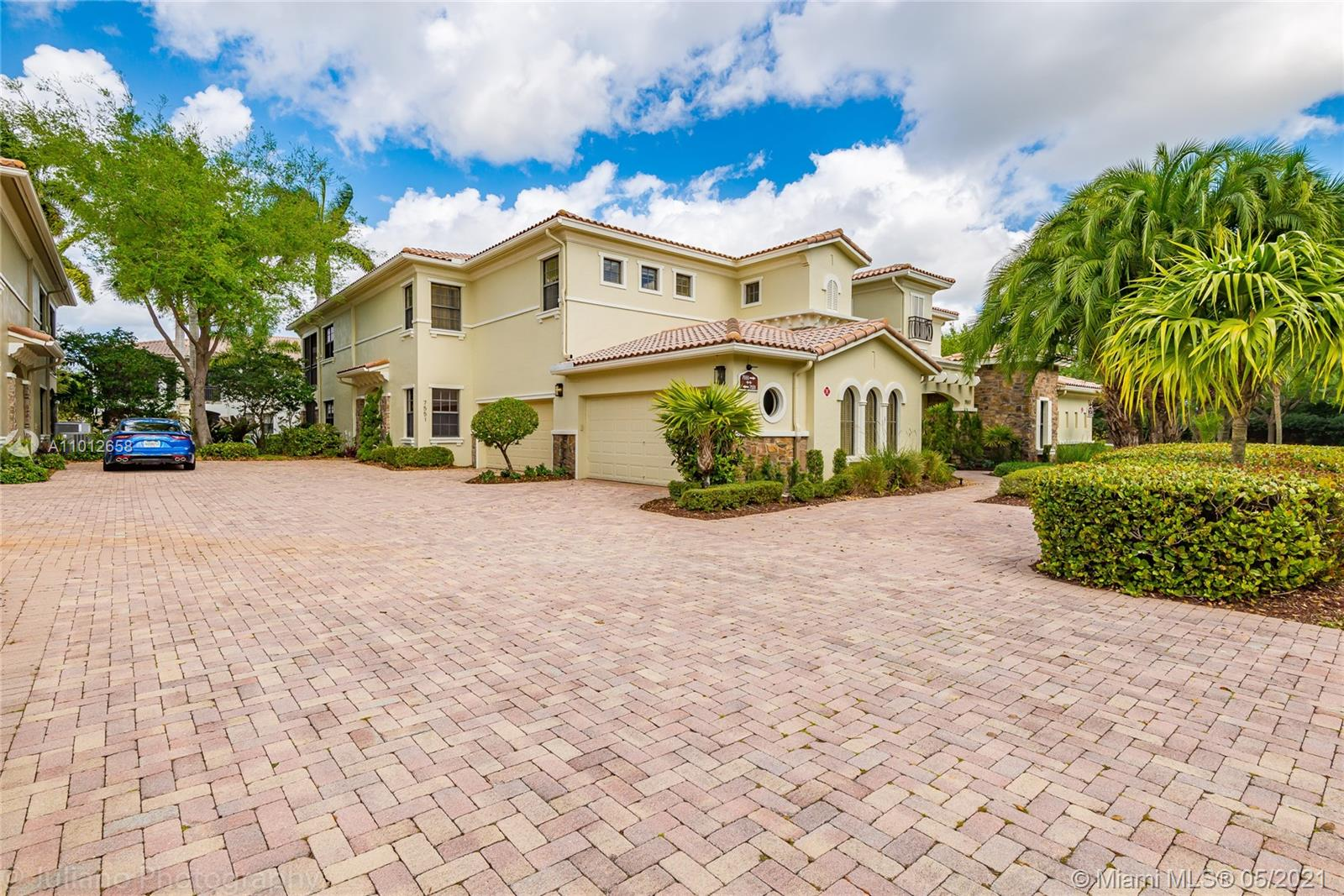 Property for sale at 7551 Old Thyme Ct Unit: 15A, Parkland,  Florida 33076