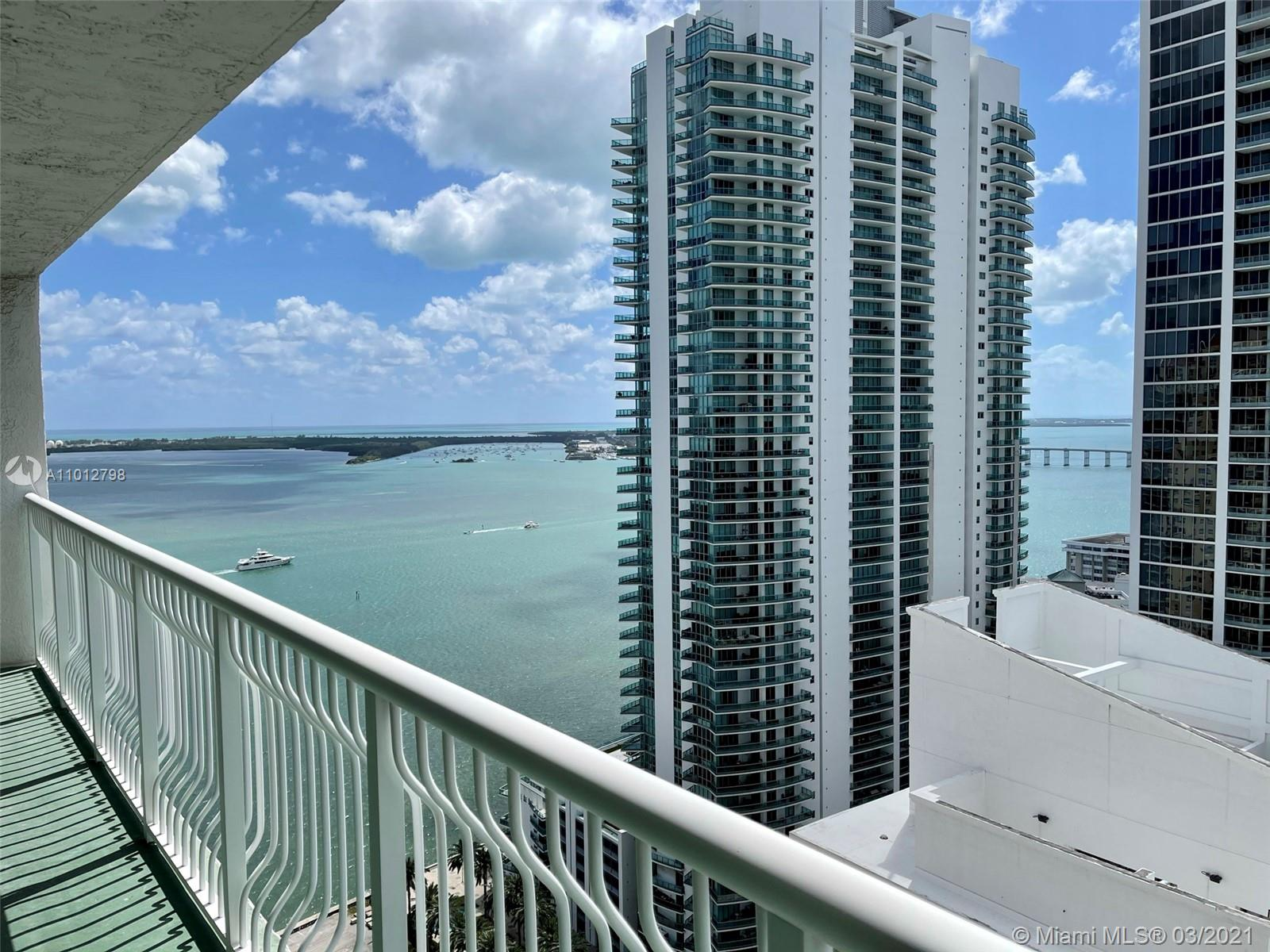 Club at Brickell #3409 - 1200 Brickell Bay Dr #3409, Miami, FL 33131