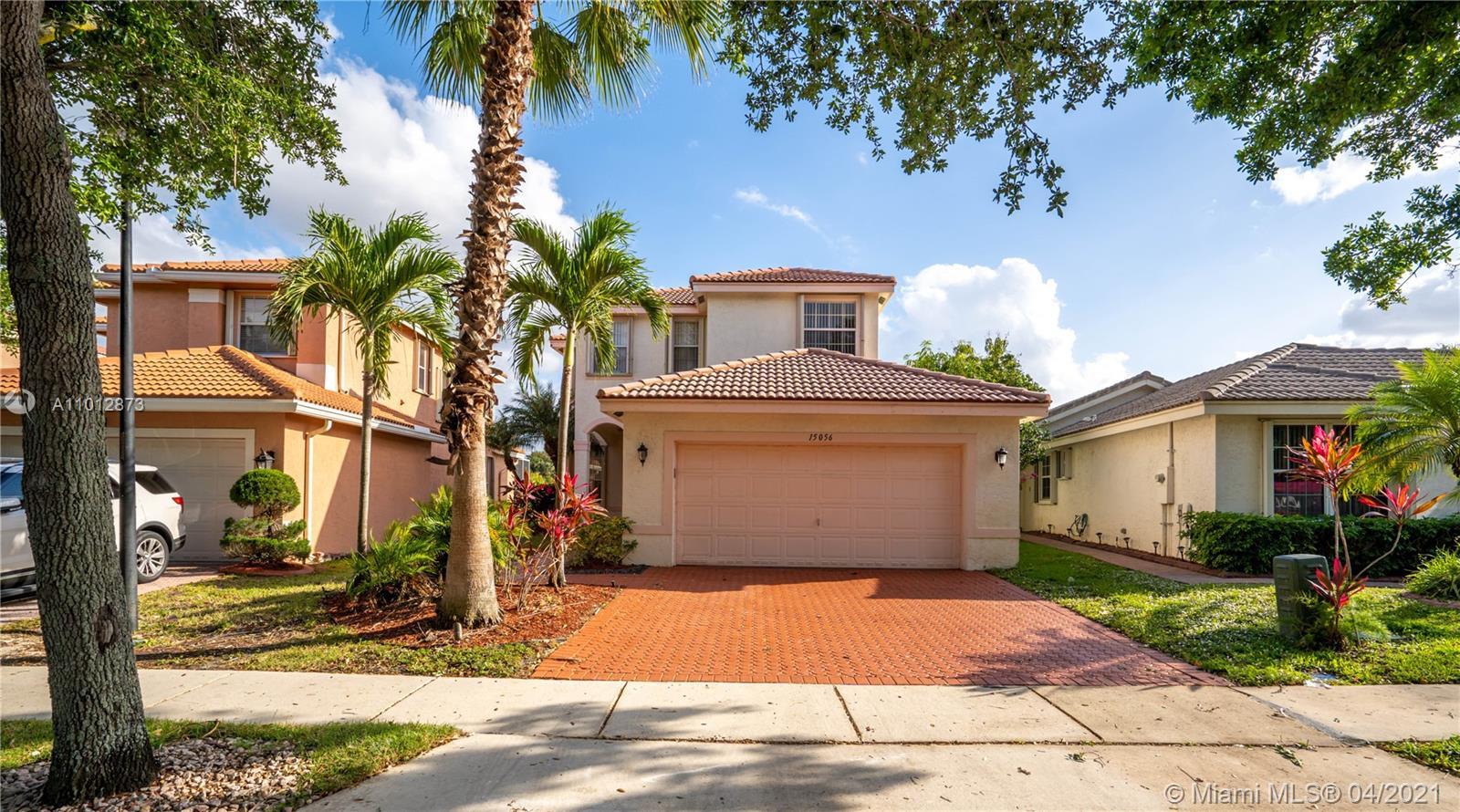 Silver Shores - 15056 SW 22nd St, Miramar, FL 33027
