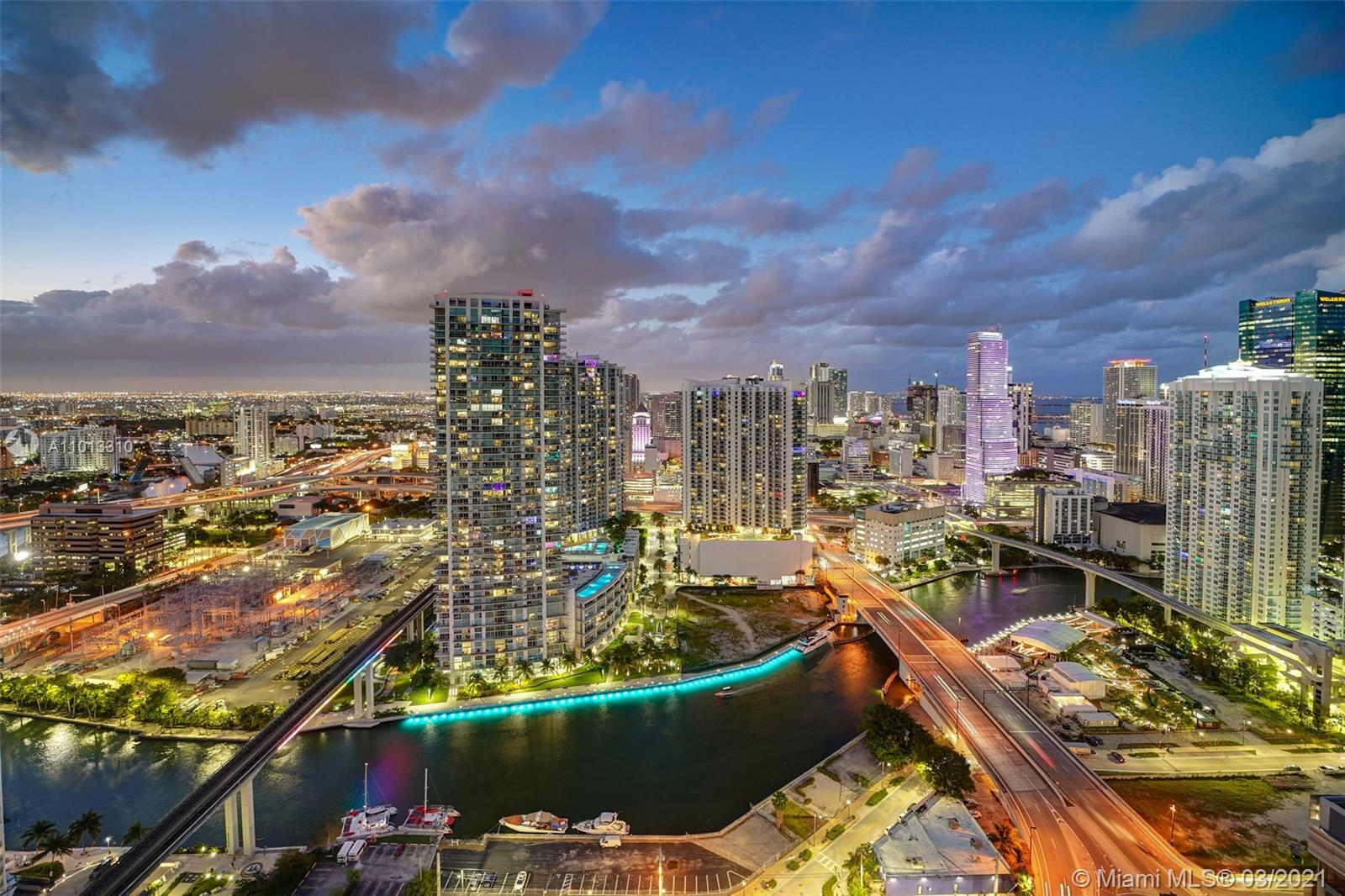 Rise Brickell City Centre #3511 - 88 SW 7th St #3511, Miami, FL 33130