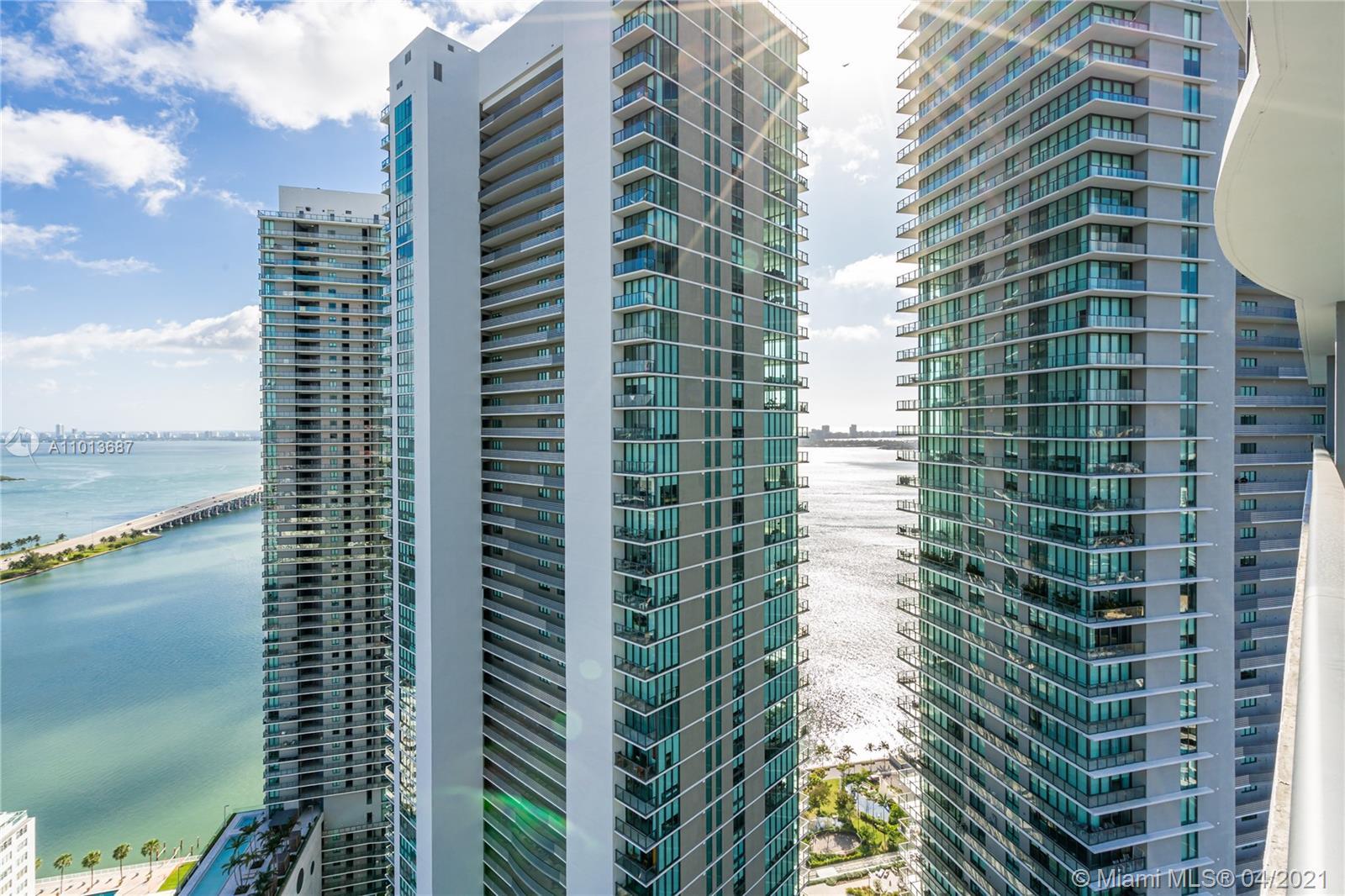 Paraiso Bayviews #3703 - 501 NE 31st St #3703, Miami, FL 33137