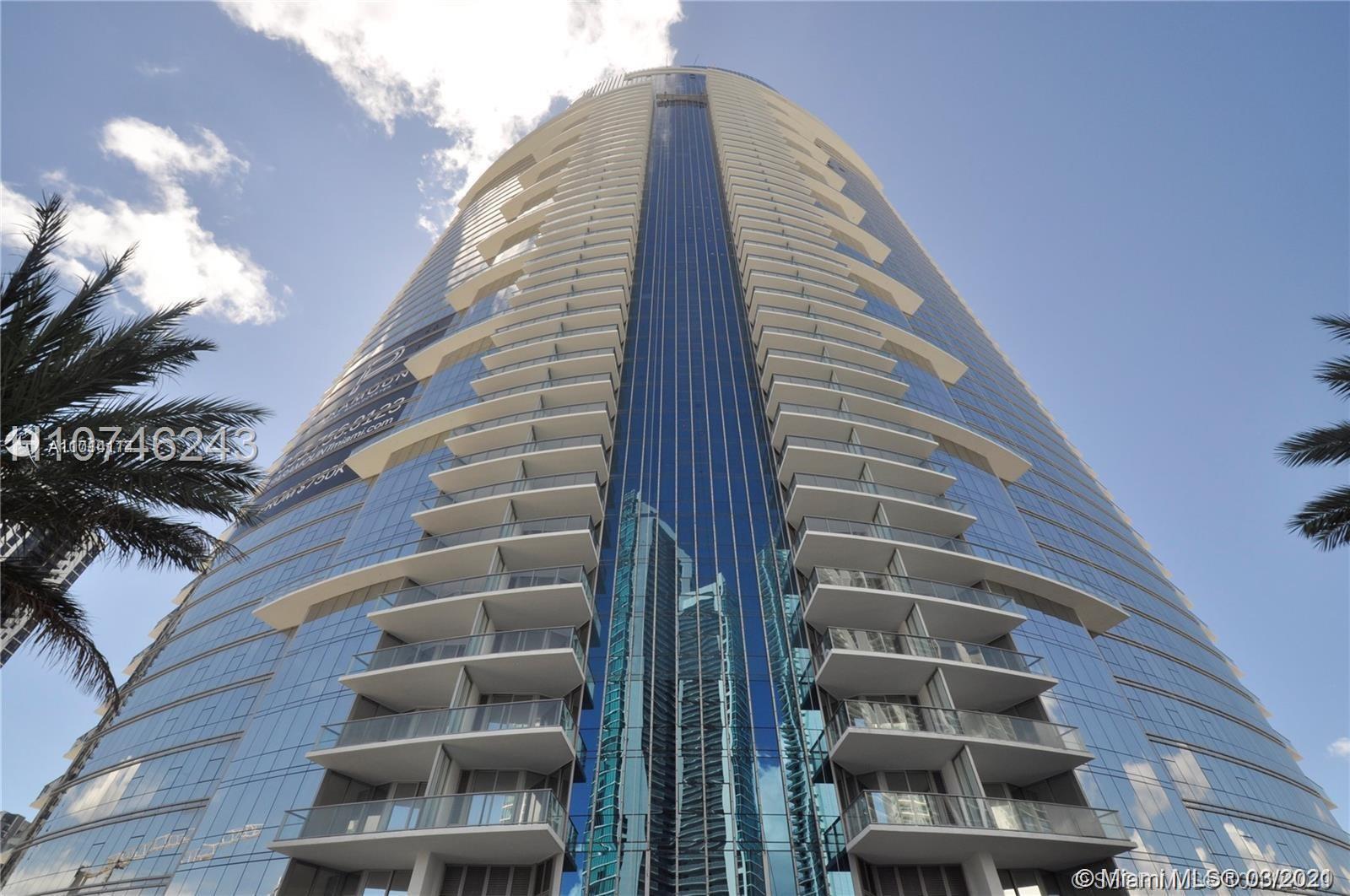 Paramount Miami Worldcenter #5006 - 851 NE 1st Ave #5006, Miami, FL 33132